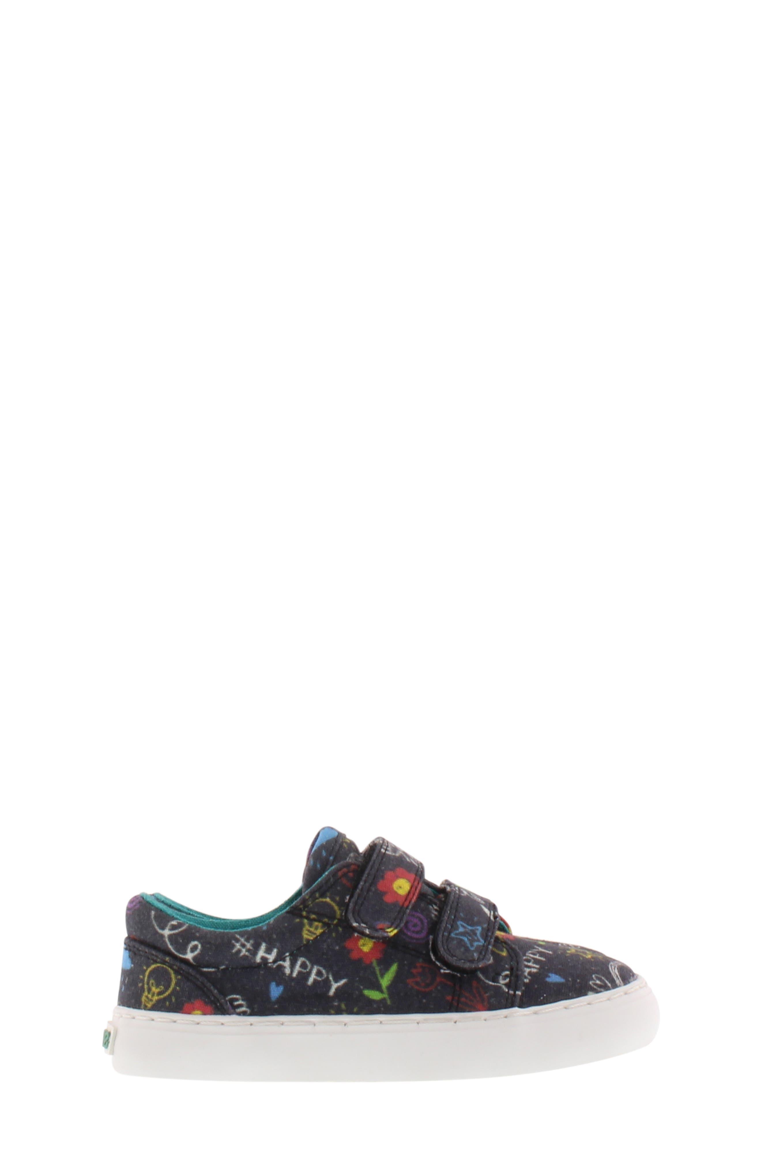 CHOOZE, Choose Move Bounce Sneaker, Alternate thumbnail 3, color, CHARCOAL