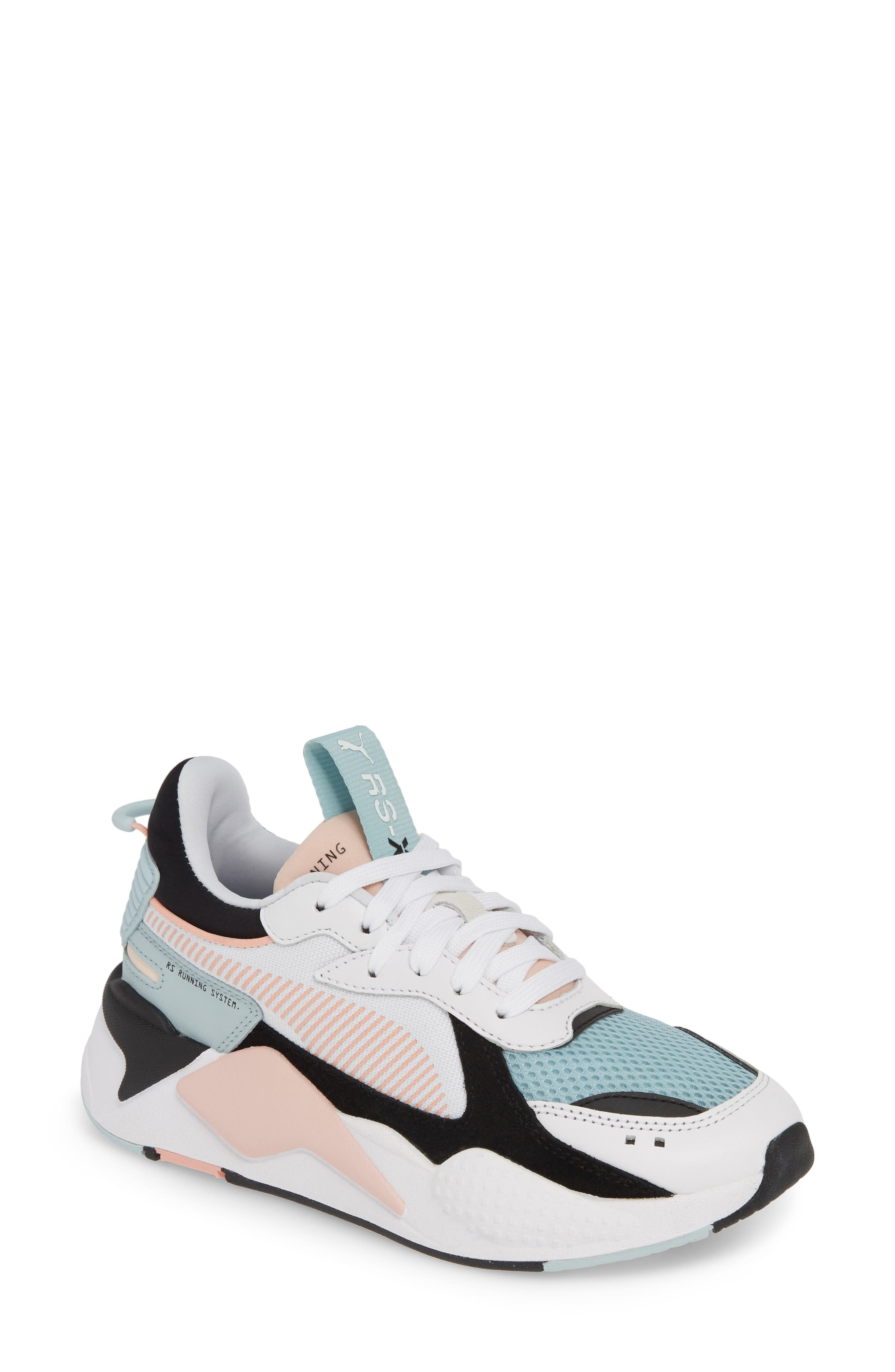 PUMA, RS-X Reinvention Sneaker, Main thumbnail 1, color, 100