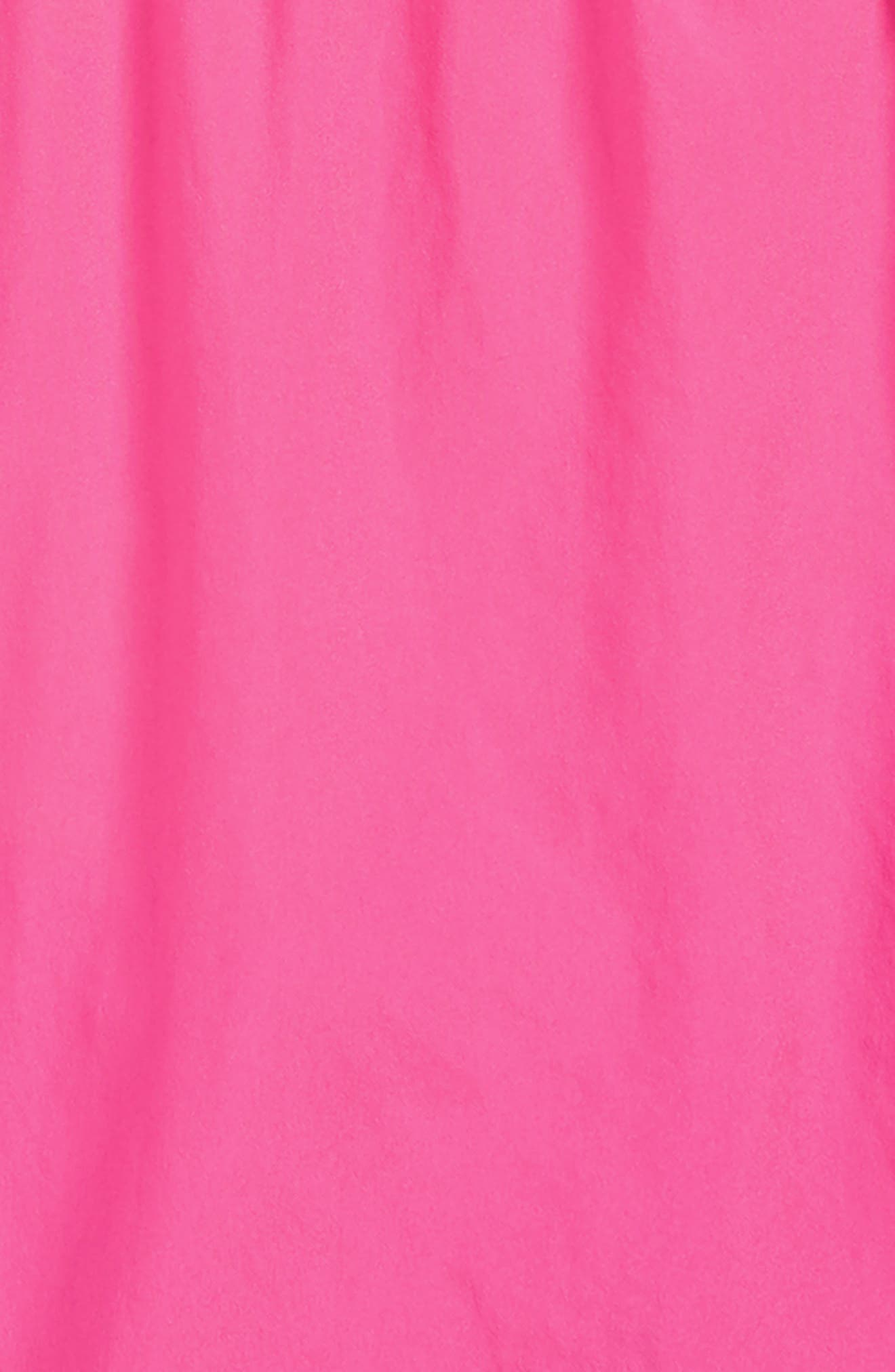 NIKE, Dry Tempo Running Shorts, Alternate thumbnail 2, color, LASER FUCHSIA/ ORANGE PEEL