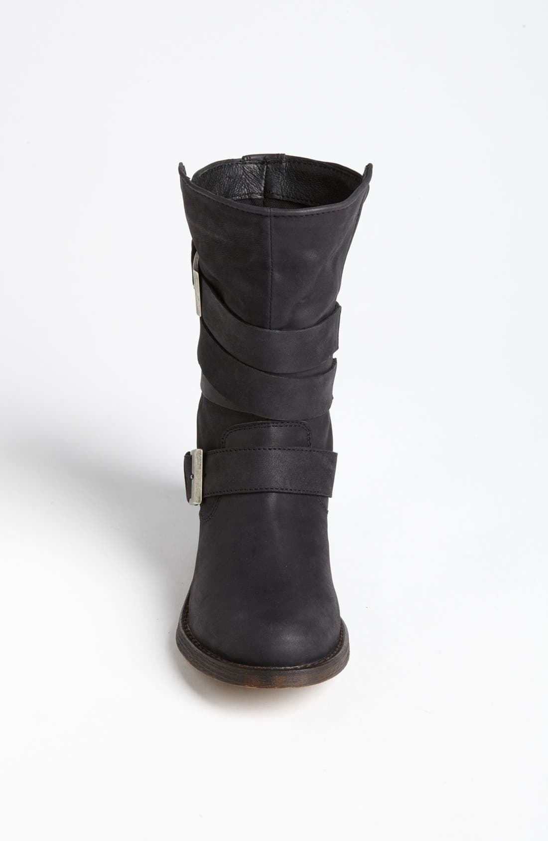 STEVE MADDEN, 'Brewzzer' Boot, Alternate thumbnail 5, color, 001