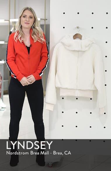Foxy Faux Fur Jacket, sales video thumbnail