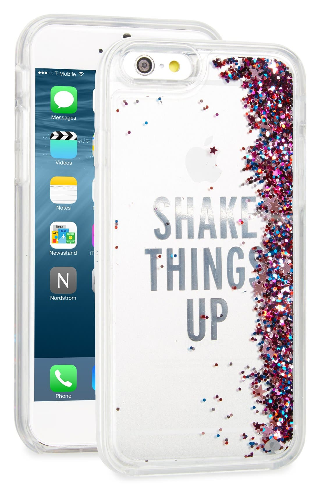 KATE SPADE NEW YORK, shake things up iPhone 6/6s case, Main thumbnail 1, color, 669