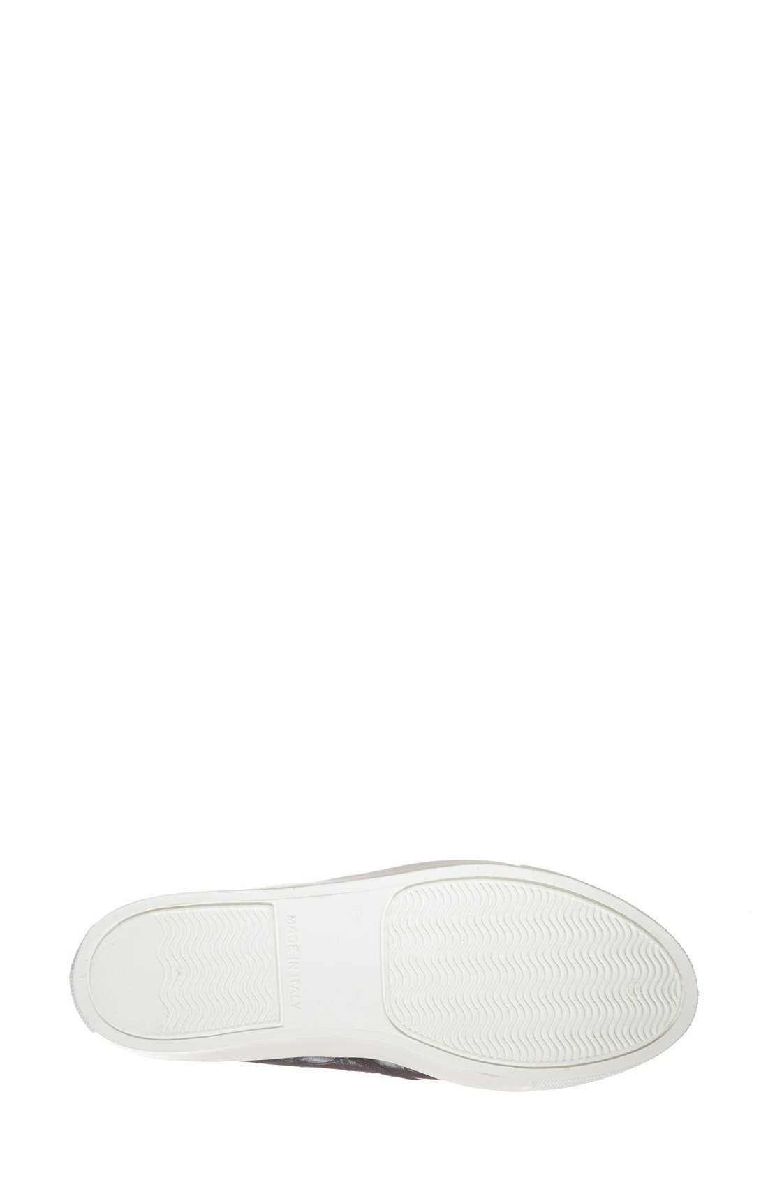TOPSHOP, 'Tipi' Slip-On, Alternate thumbnail 2, color, 001