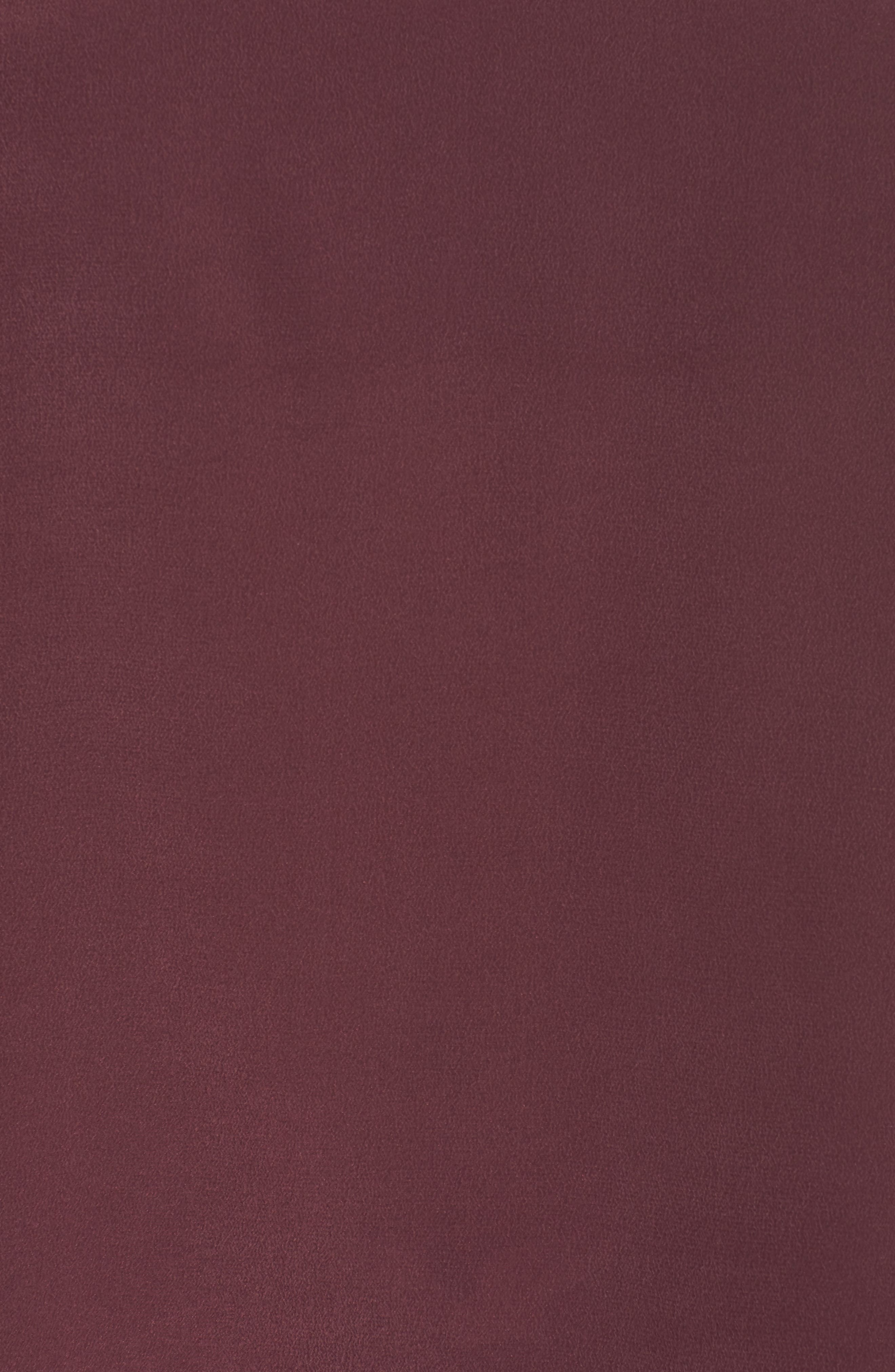 UGG<SUP>®</SUP>, Vita Silk Camisole, Alternate thumbnail 5, color, PORT