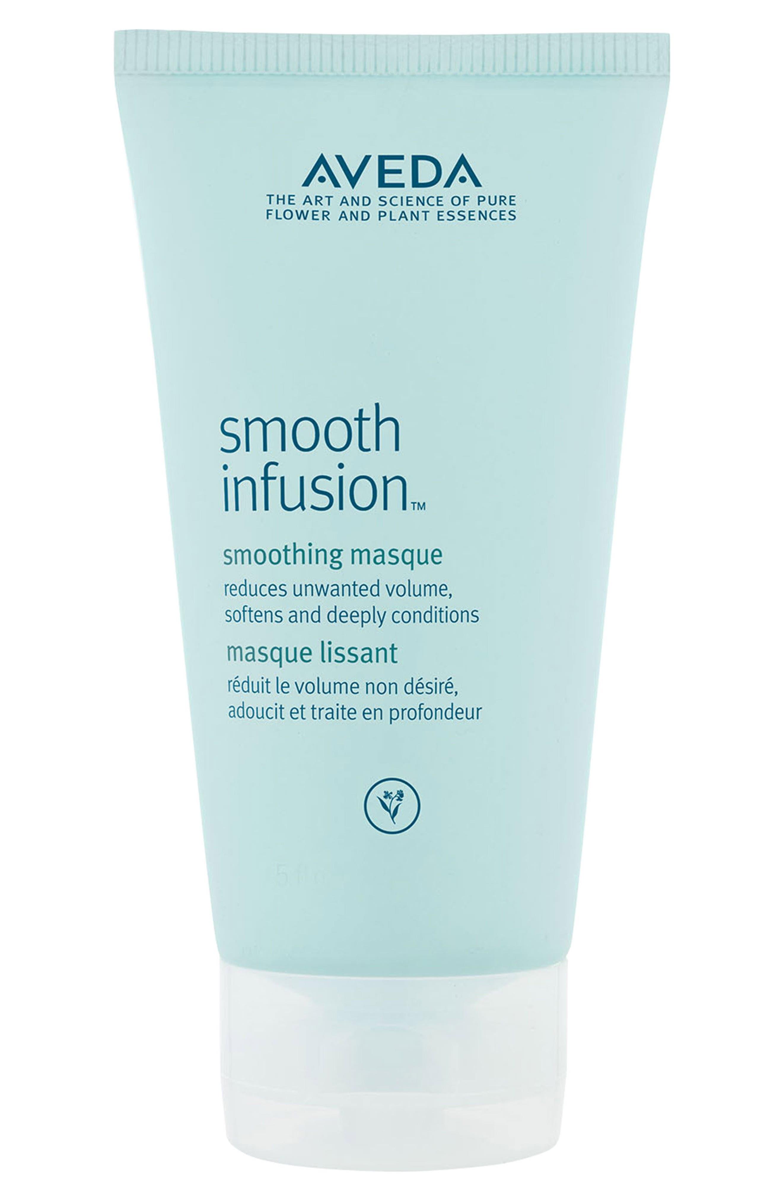 AVEDA, smooth infusion<sup>™</sup> Smoothing Masque, Main thumbnail 1, color, NO COLOR