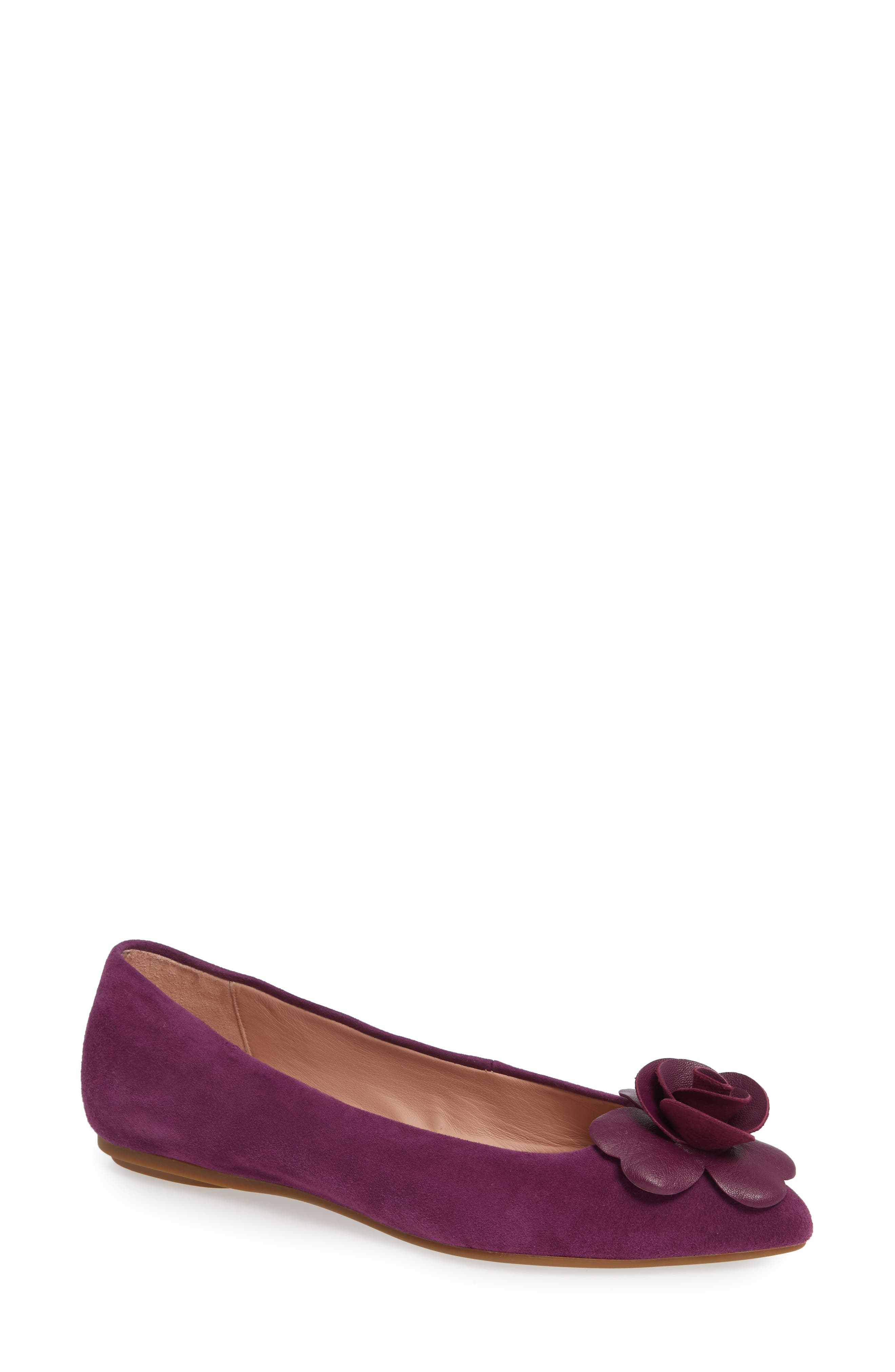 Taryn Rose Frida Rose Flat, Purple
