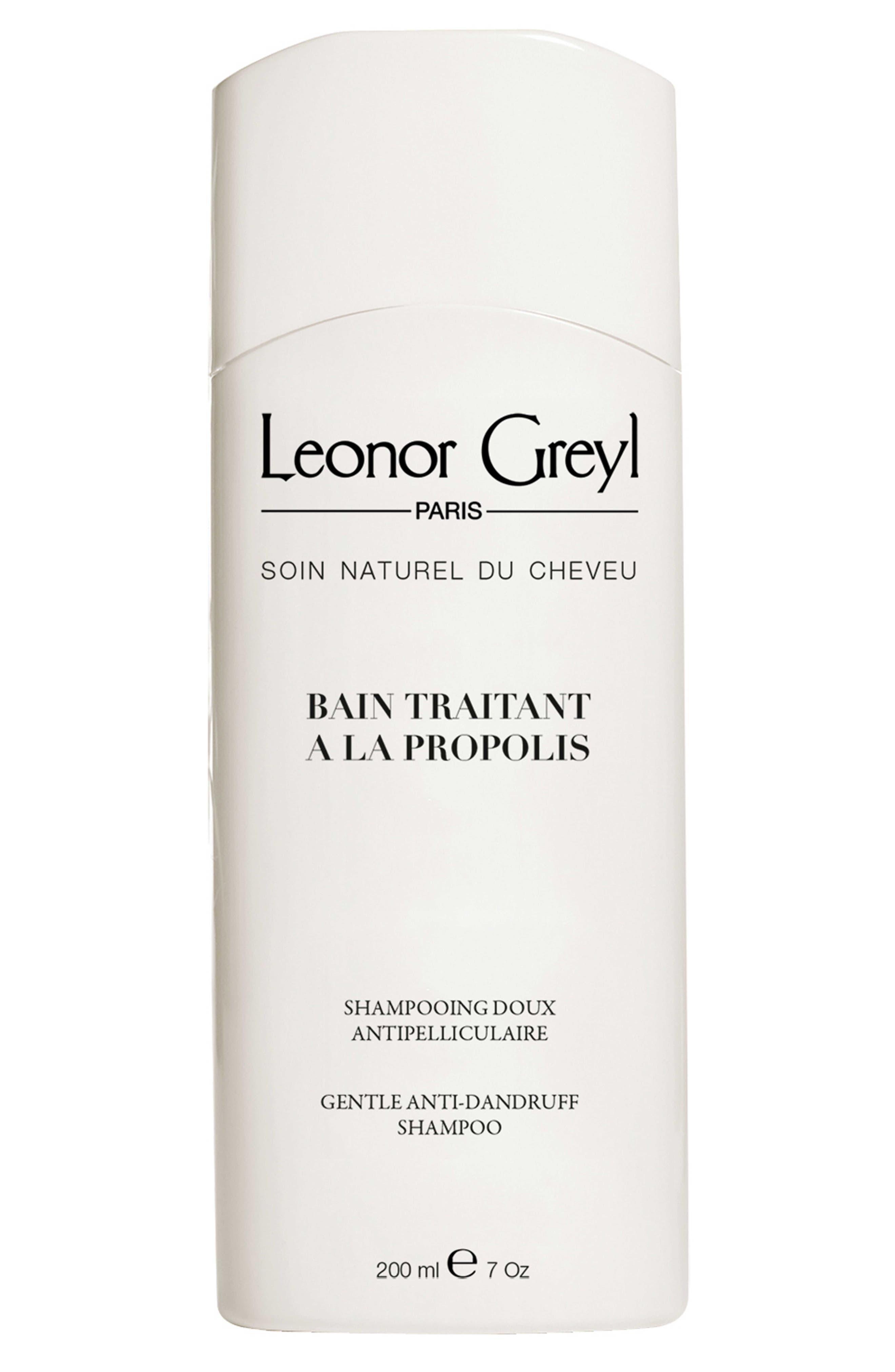 LEONOR GREYL PARIS, 'Gentle Anti-Dandruff Shampoo', Main thumbnail 1, color, NO COLOR