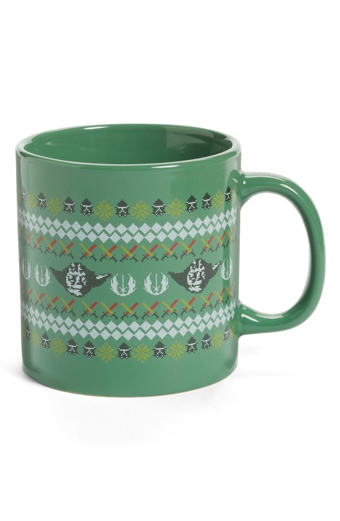 VANDOR, Star Wars Christmas Mug, Main thumbnail 1, color, 300
