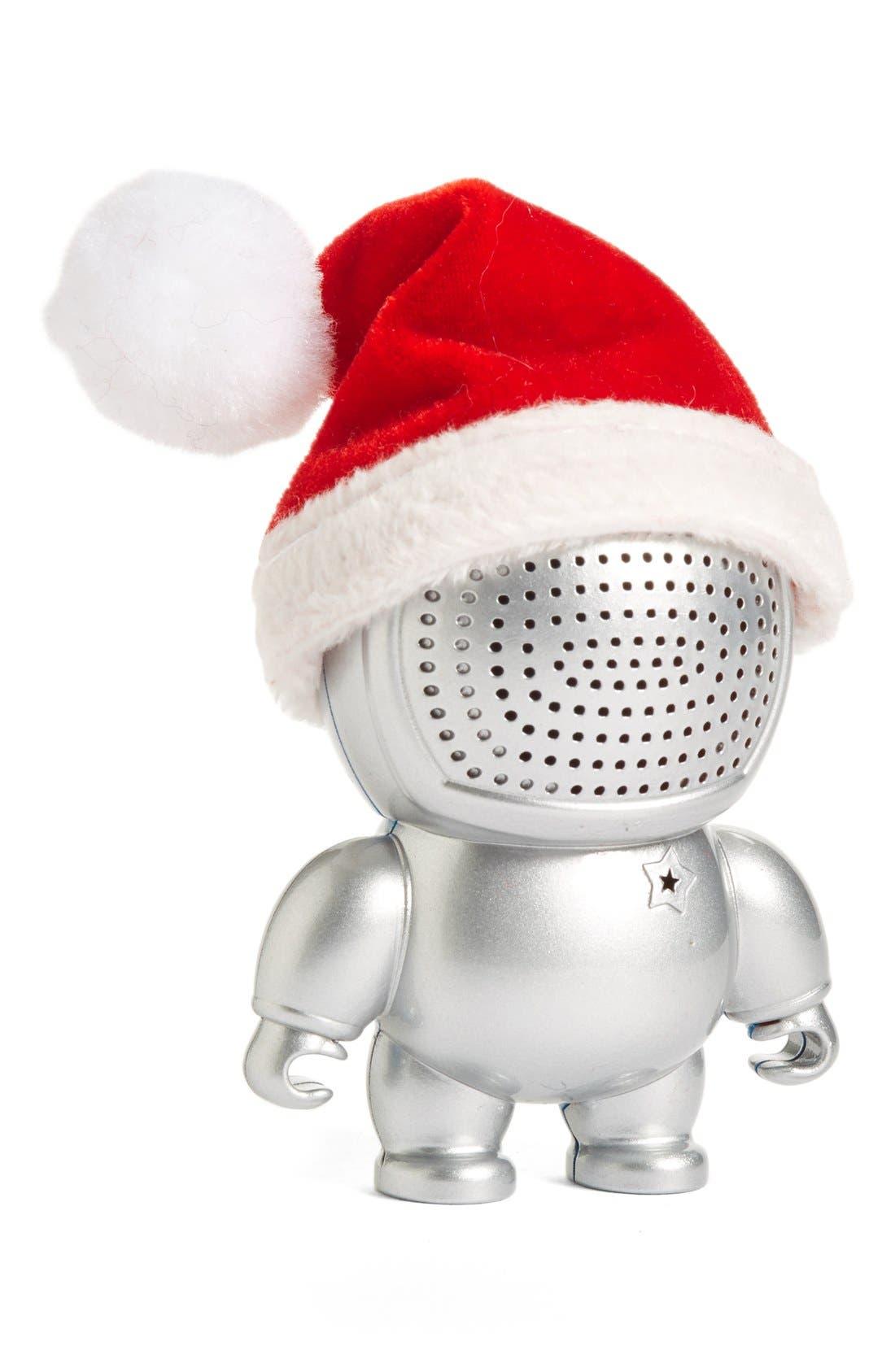 AUDIOBOTS, Santa Robot Portable Speaker, Main thumbnail 1, color, 049