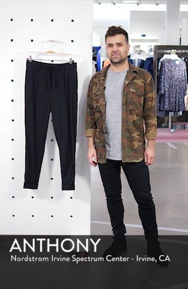 Cuffed Jogger Pants, sales video thumbnail