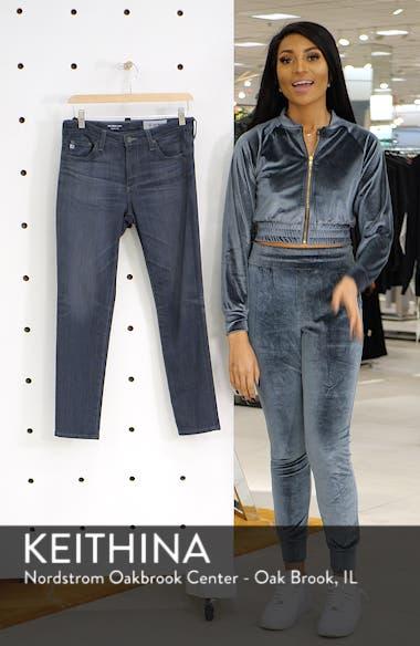 The Prima Crop Cigarette Jeans, sales video thumbnail