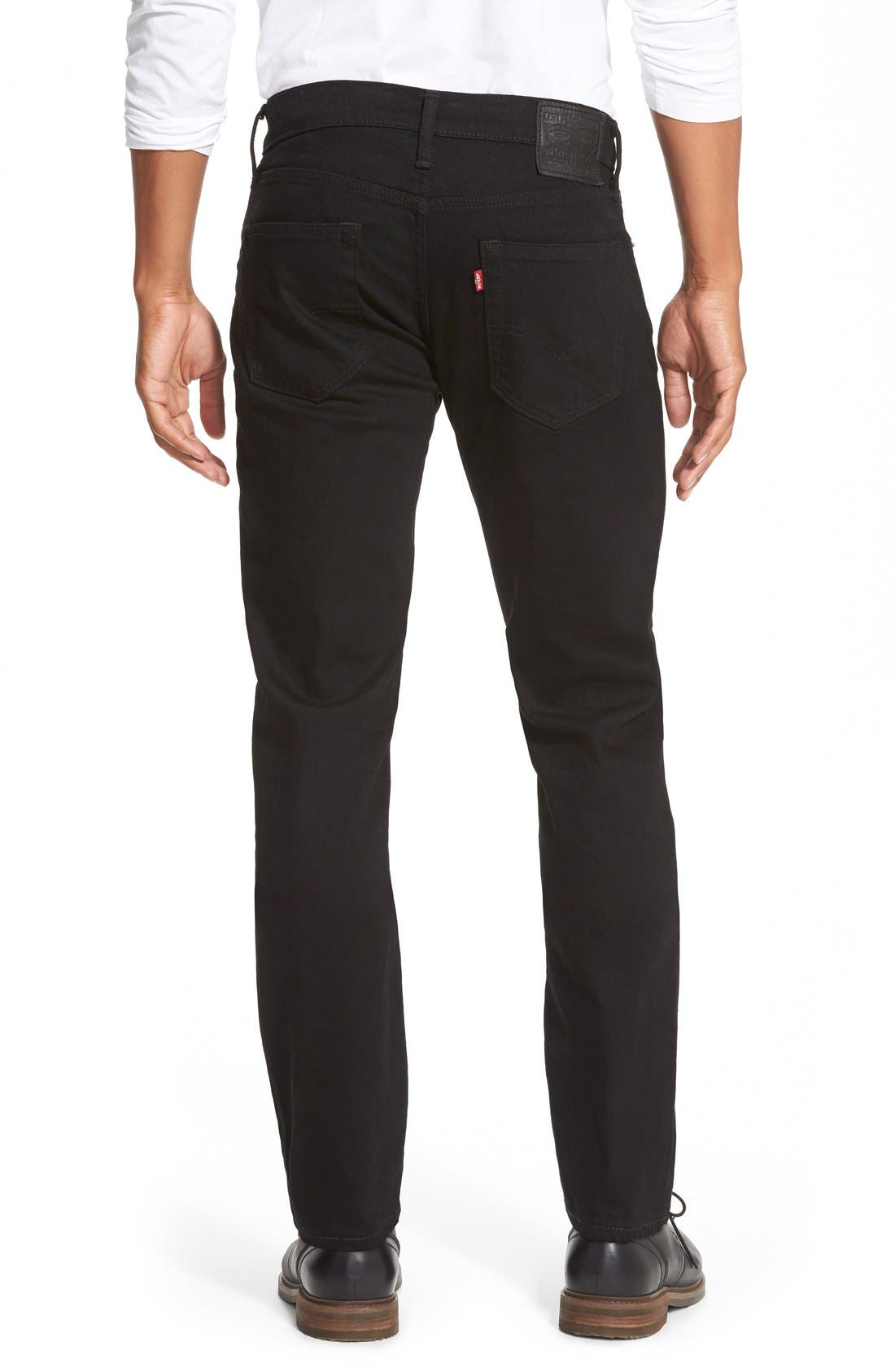 LEVI'S<SUP>®</SUP>, 511<sup>™</sup> Slim Fit Jeans, Alternate thumbnail 6, color, NIGHTSHINE