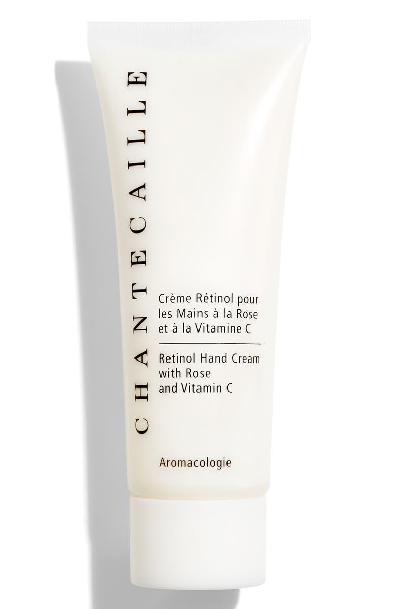 Chantecaille Retinol Hand Cream, 2.5 Oz. In White