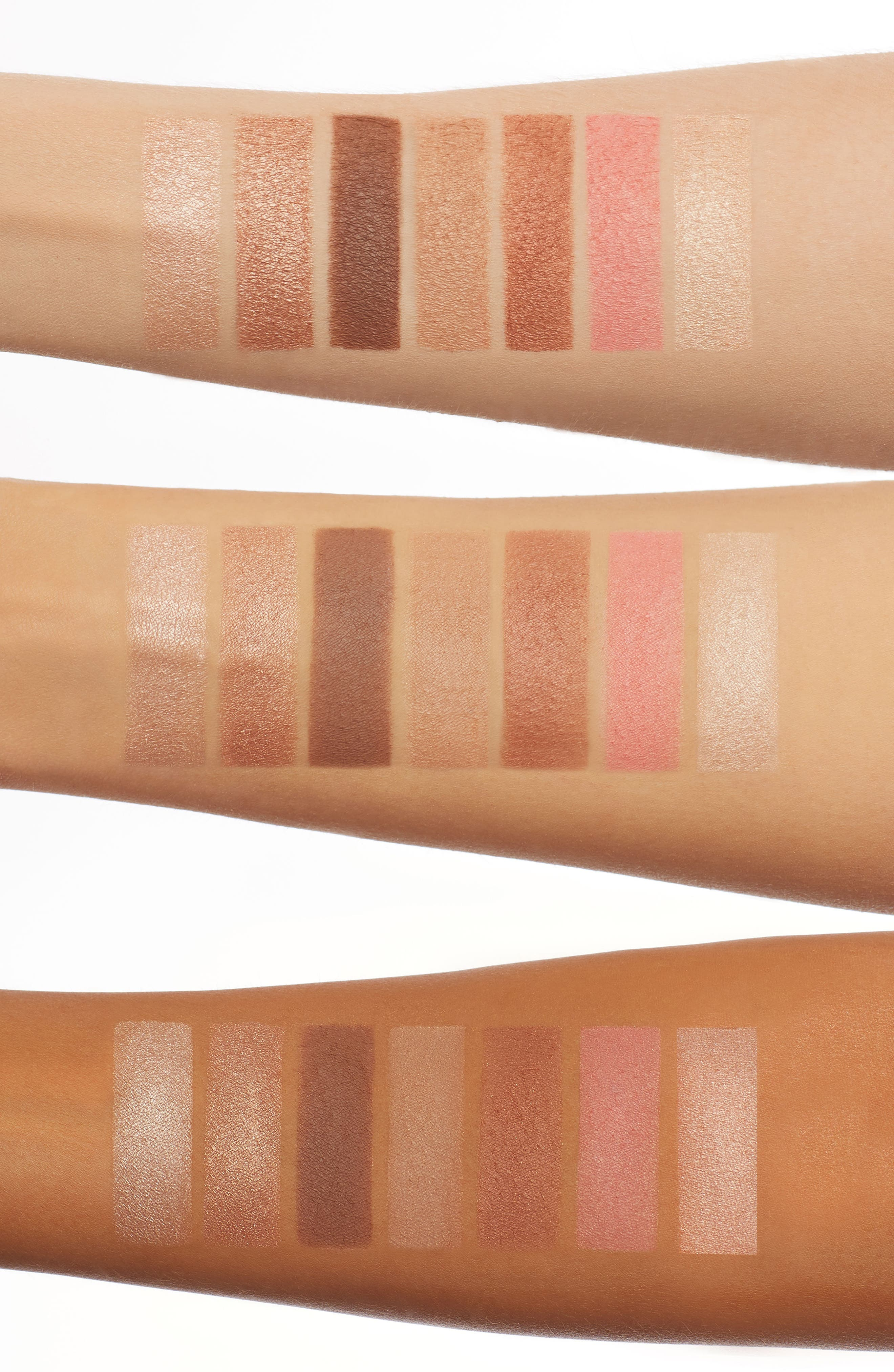 CHARLOTTE TILBURY, Instant Look in a Palette Beauty Glow, Alternate thumbnail 4, color, 000