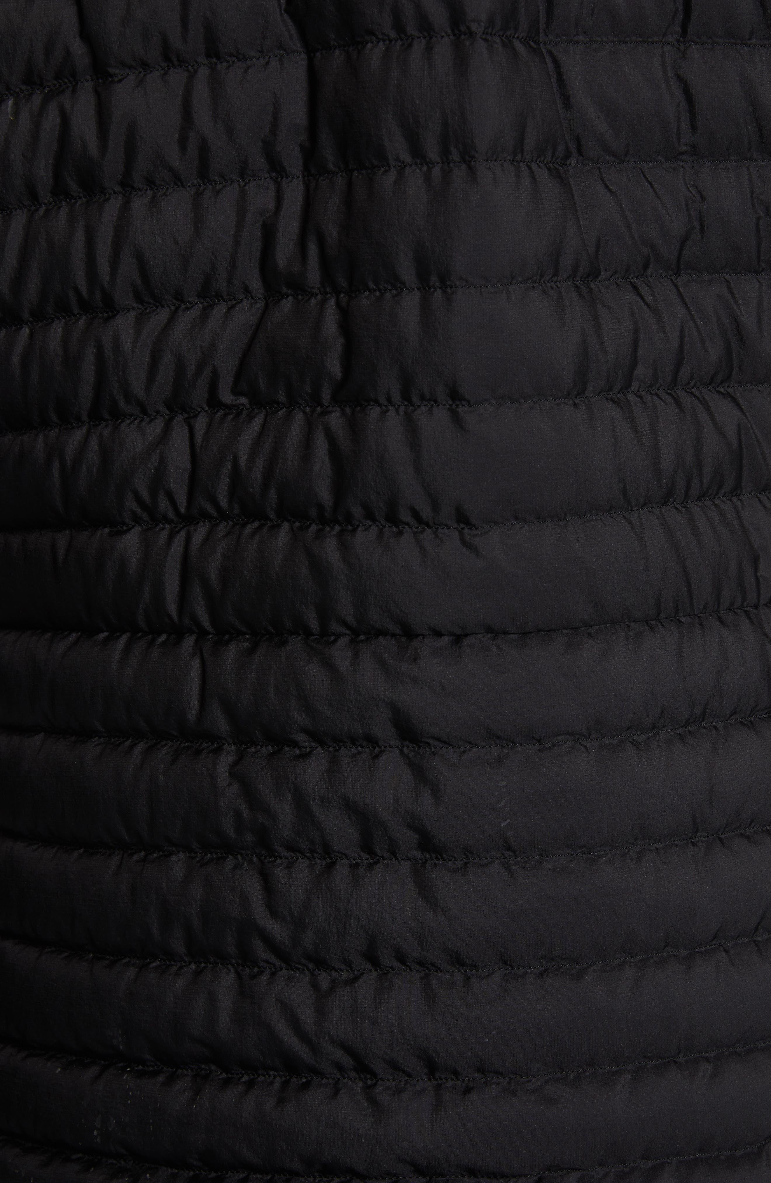 ARC'TERYX VEILANCE, Conduit Lightweight Down Jacket, Alternate thumbnail 9, color, 001