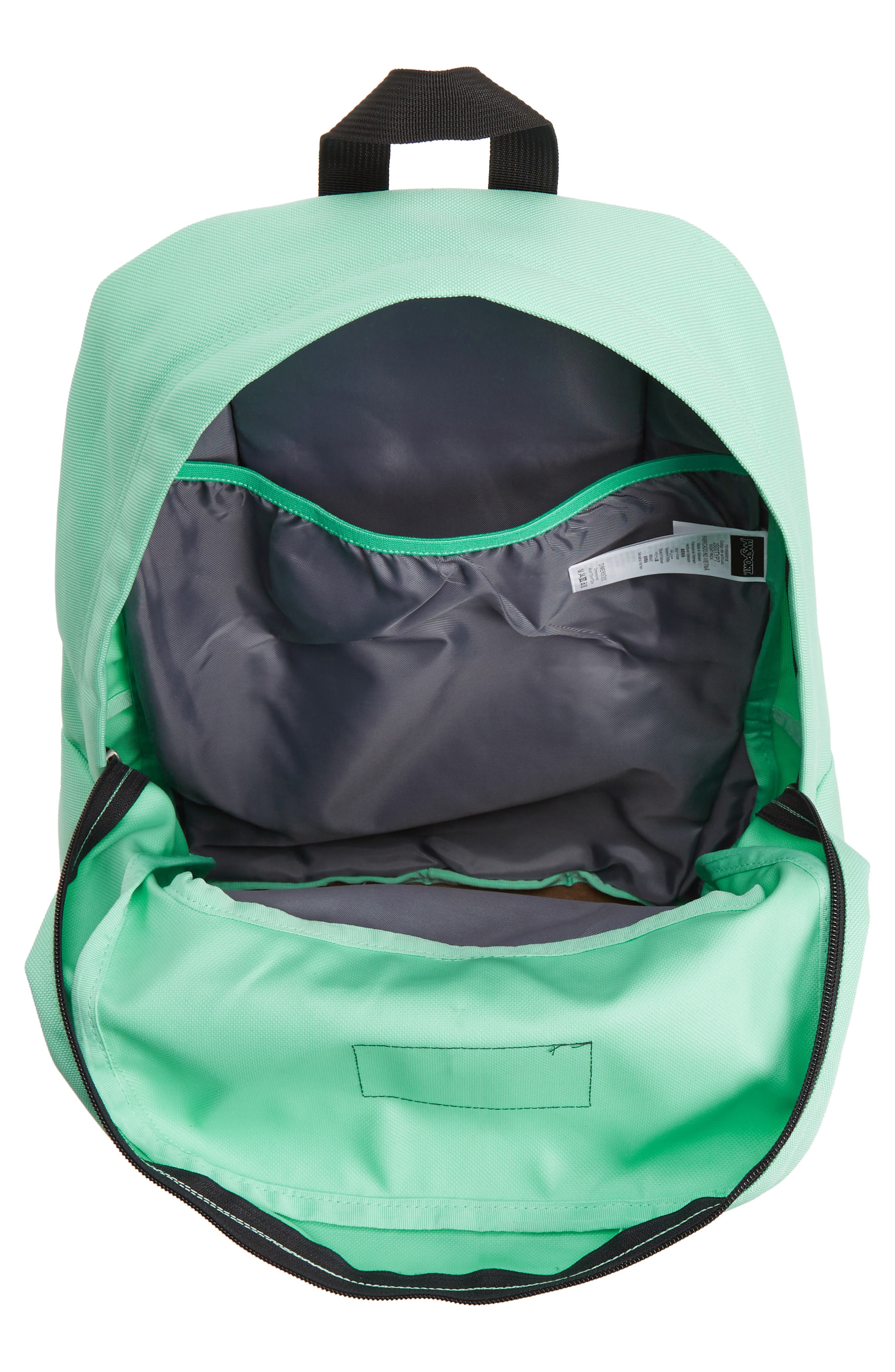 JANSPORT, Right Pack 15-Inch Laptop Backpack, Alternate thumbnail 5, color, CASCADE