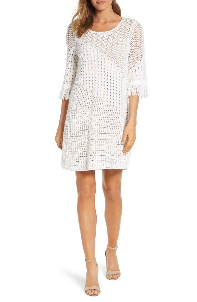 Nic+zoe Dresses BEACH STROLL A-LINE DRESS