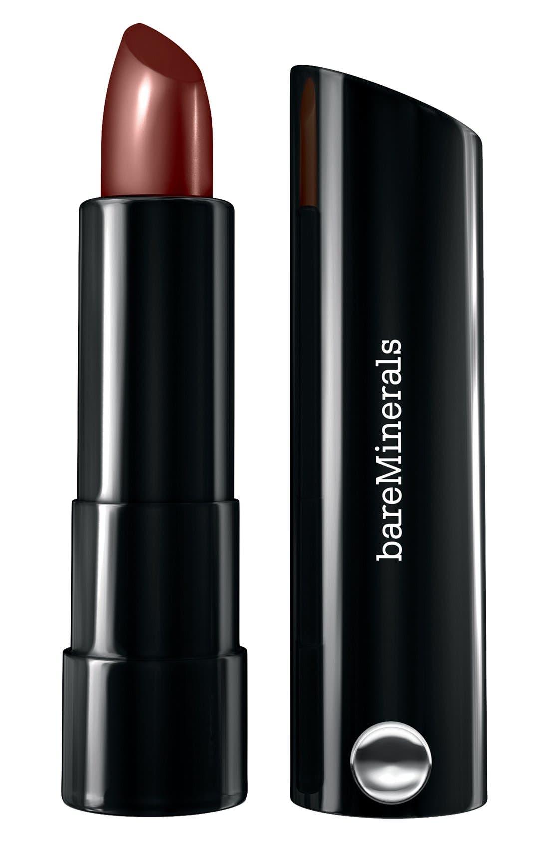 BAREMINERALS<SUP>®</SUP>, 'Marvelous Moxie' Lipstick, Main thumbnail 1, color, 200
