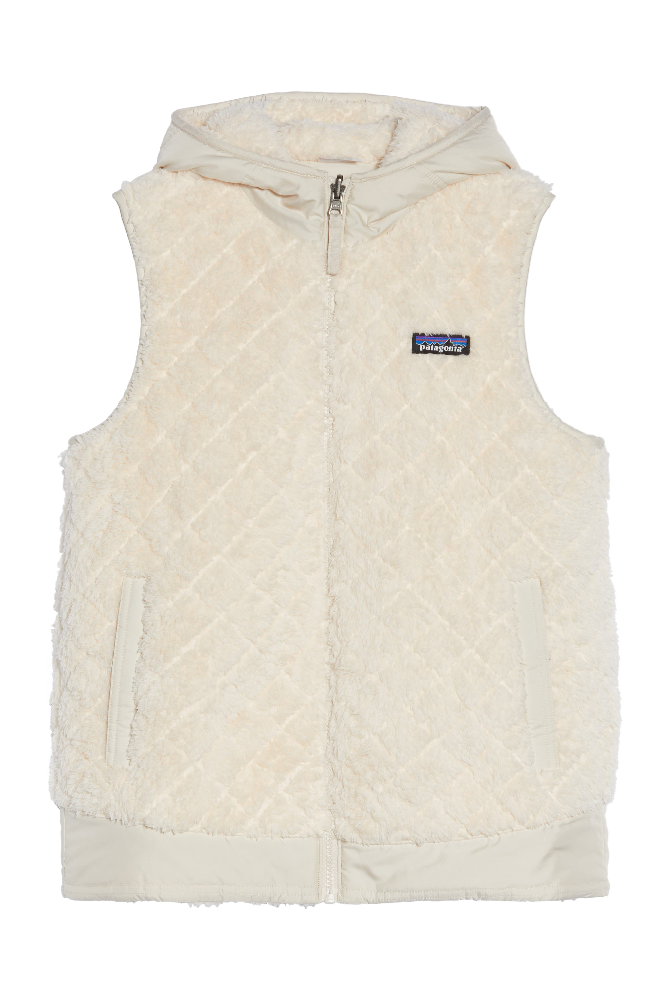 PATAGONIA, Los Gatos Reversible Vest, Alternate thumbnail 6, color, 251