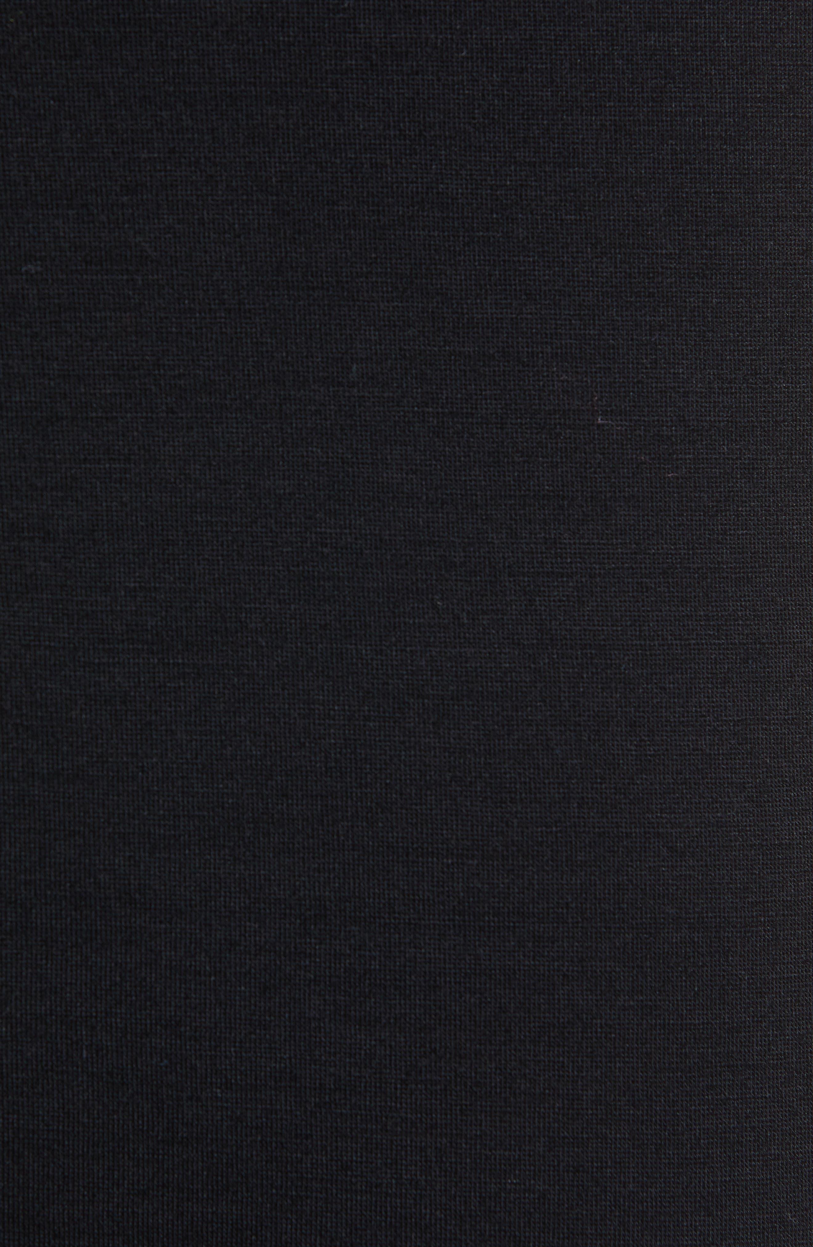 SMARTWOOL, Merino 150 Wool Blend Base Layer Bottoms, Alternate thumbnail 6, color, BLACK