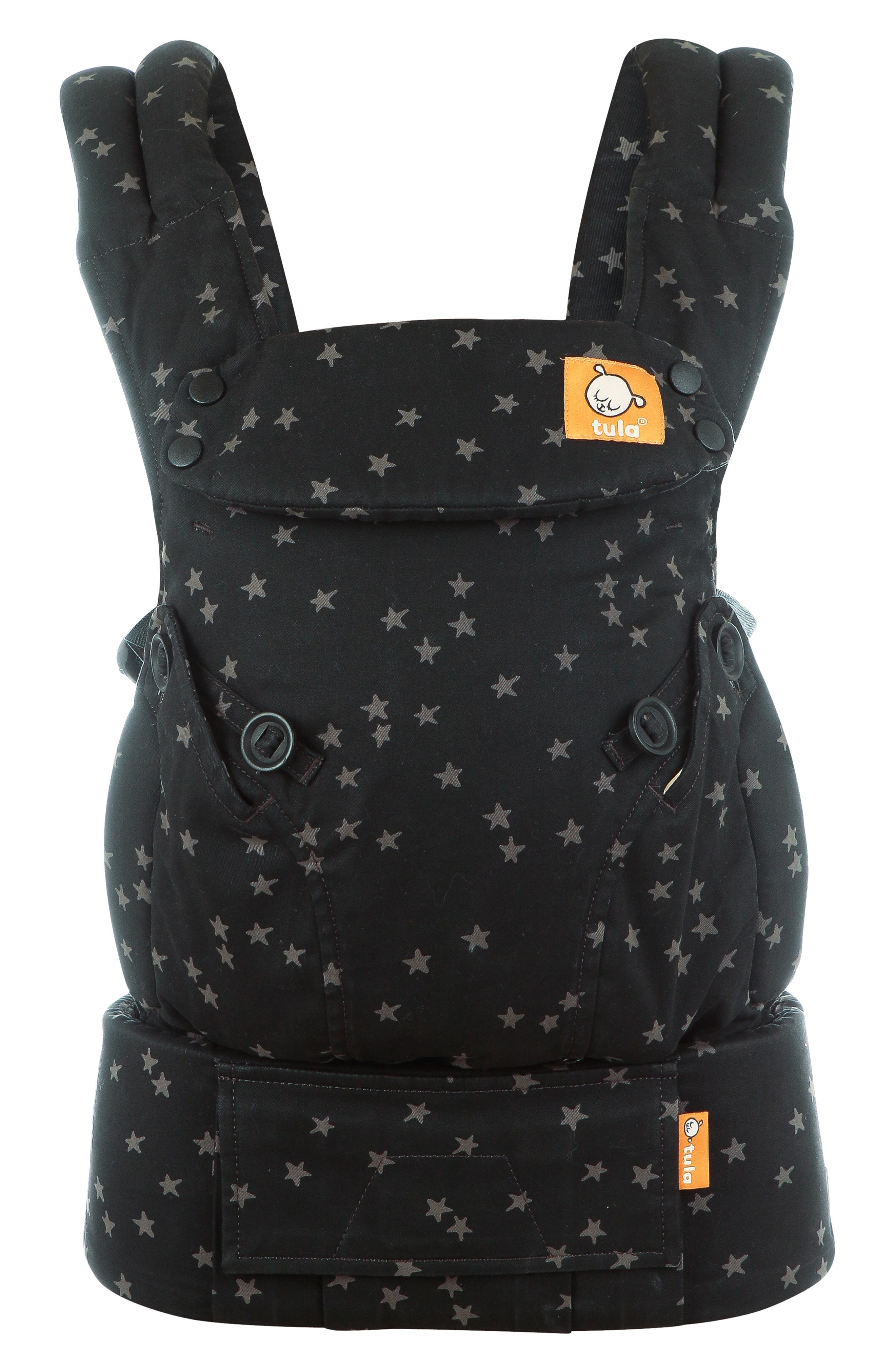 Infant Baby Tula Explore Frontback Baby Carrier Size One Size  Black
