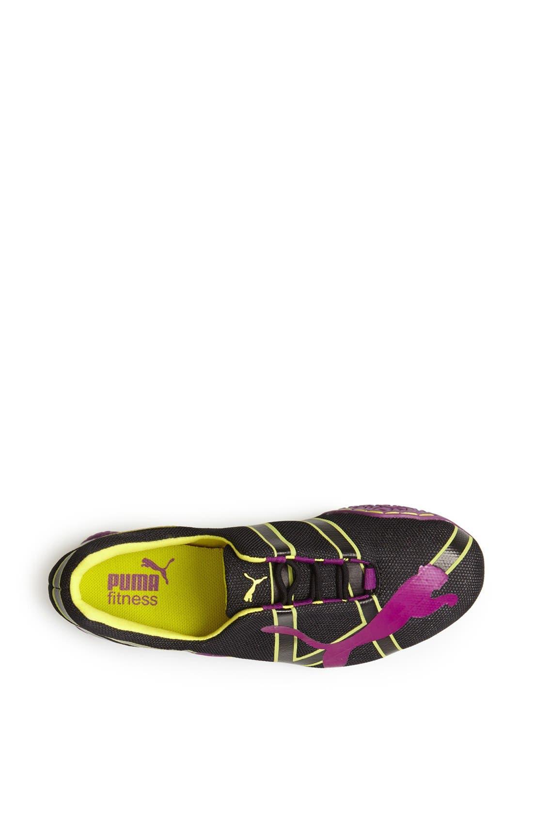 PUMA, 'Anaida' Foldable Sneaker, Alternate thumbnail 2, color, 001