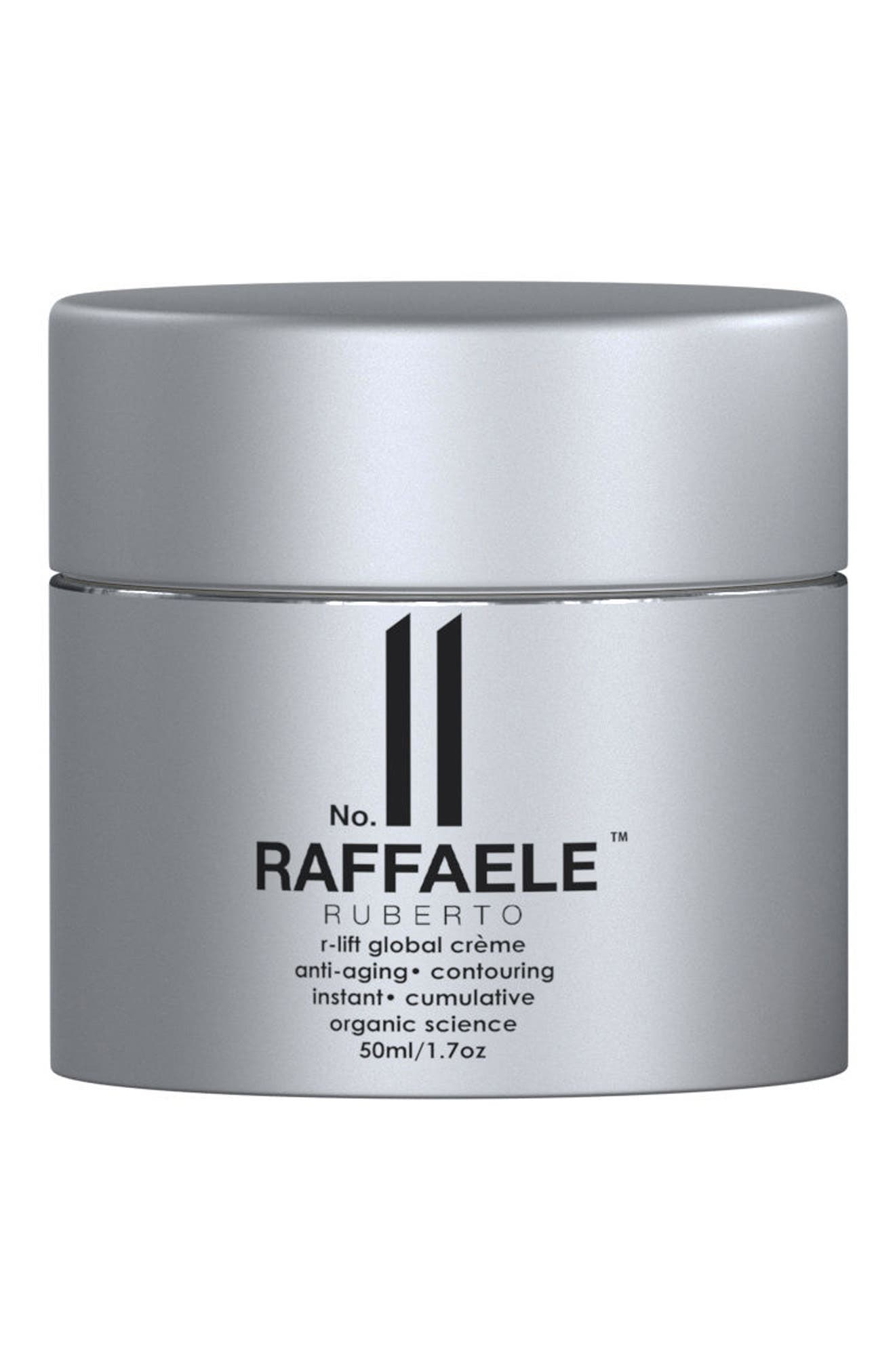 RAFFAELE RUBERTO<SUP>®</SUP> SKIN Formula No. 11 R-Lift Global Crème, Main, color, NO COLOR