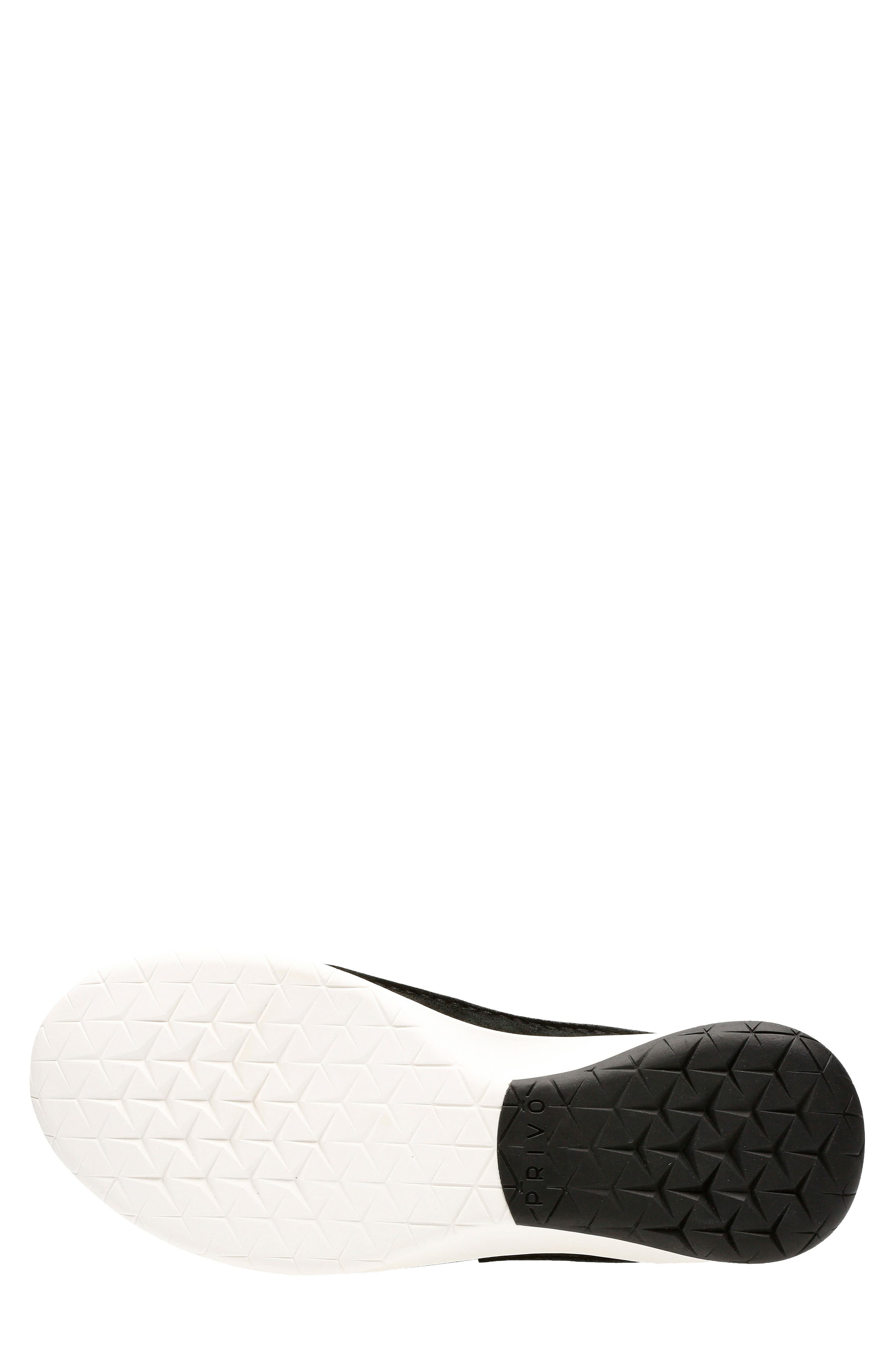 CLARKS<SUP>®</SUP>, Privolution Lo Sneaker, Alternate thumbnail 5, color, 003