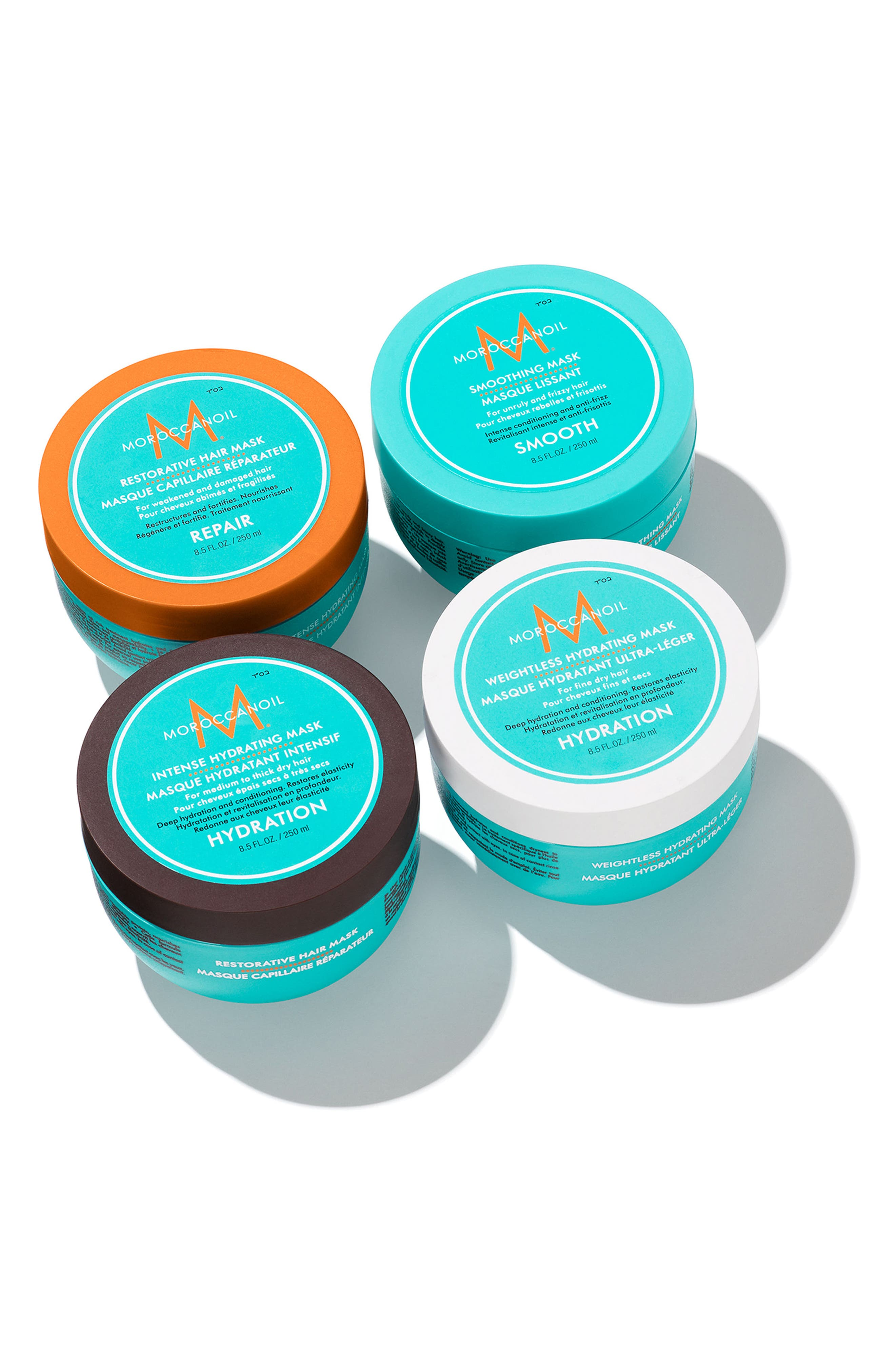 MOROCCANOIL<SUP>®</SUP>, Intense Hydrating Mask, Alternate thumbnail 3, color, NO COLOR