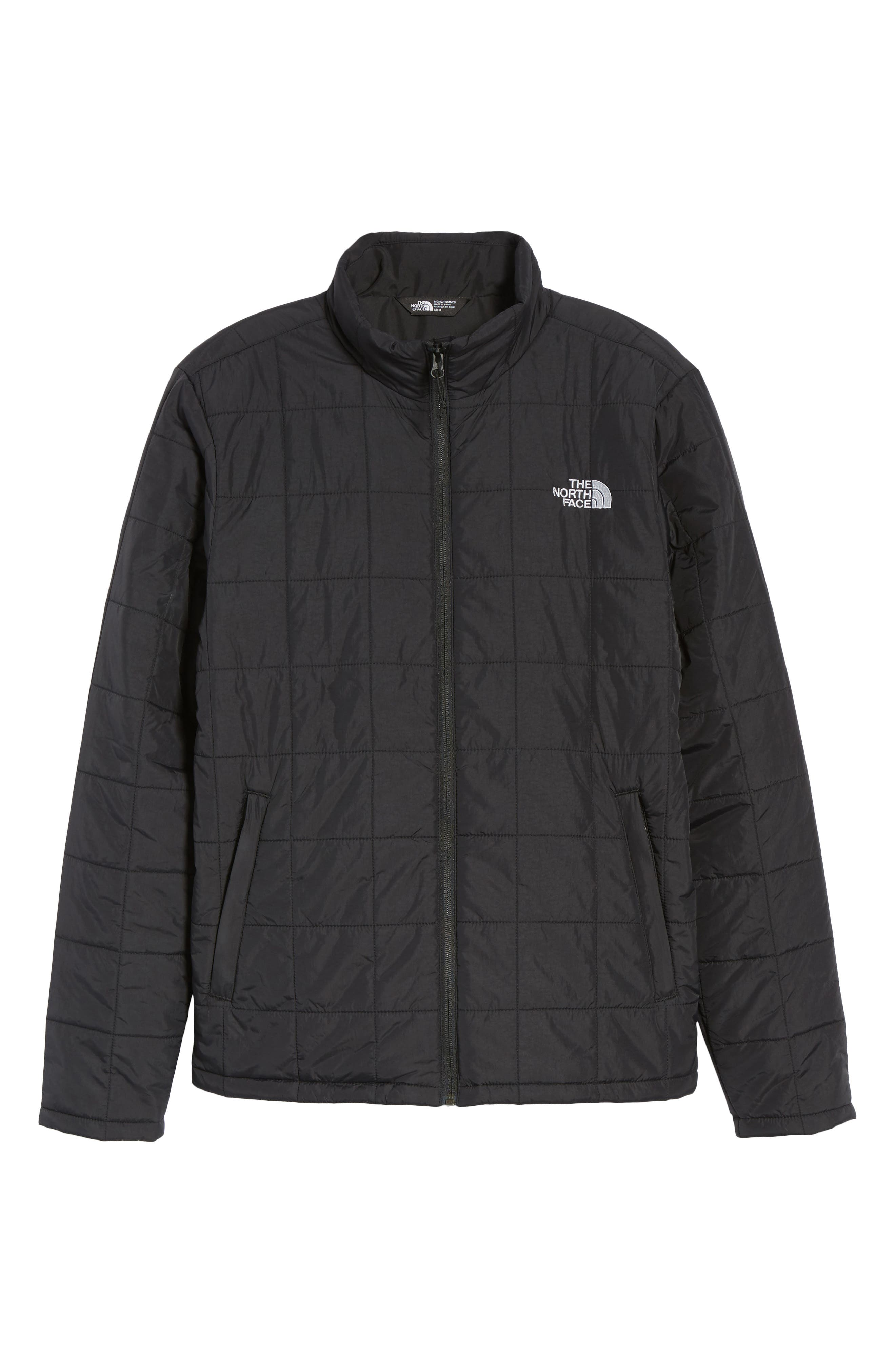 THE NORTH FACE, Harway Heatseaker<sup>™</sup> Jacket, Alternate thumbnail 6, color, 001
