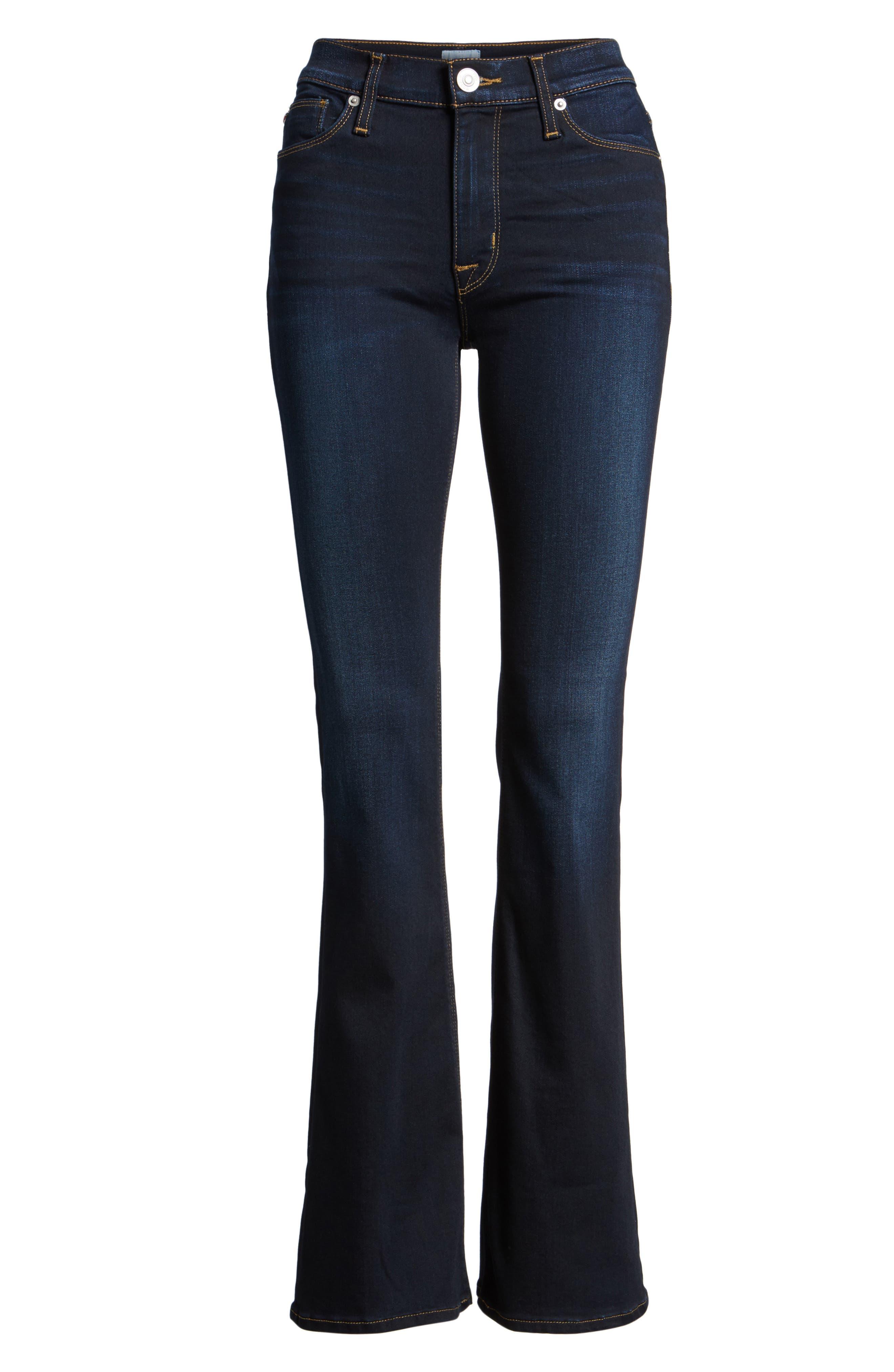 HUDSON JEANS 'Love' Bootcut Jeans, Main, color, REDUX