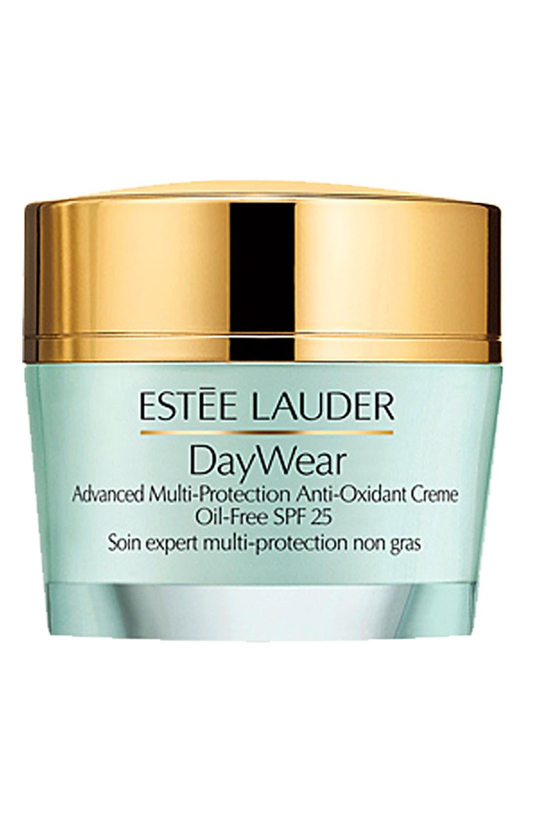 ESTÉE LAUDER, DayWear Multi-Protection 24H-Moisture Crème Oil-Free, Main thumbnail 1, color, NO COLOR