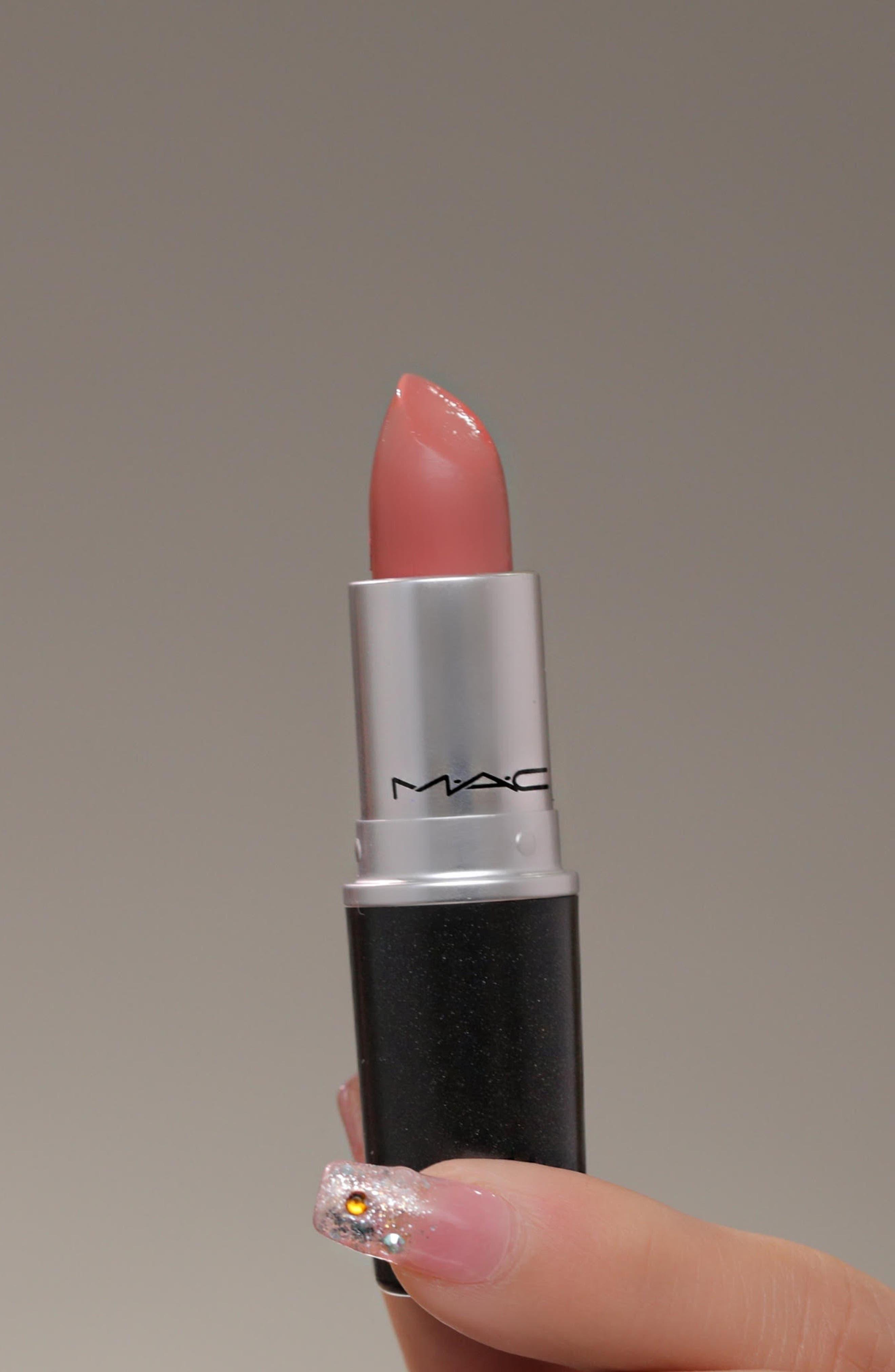 MAC COSMETICS, MAC x Christen Dominique Lipstick, Alternate thumbnail 6, color, CHRISTEN DOMINIQUE