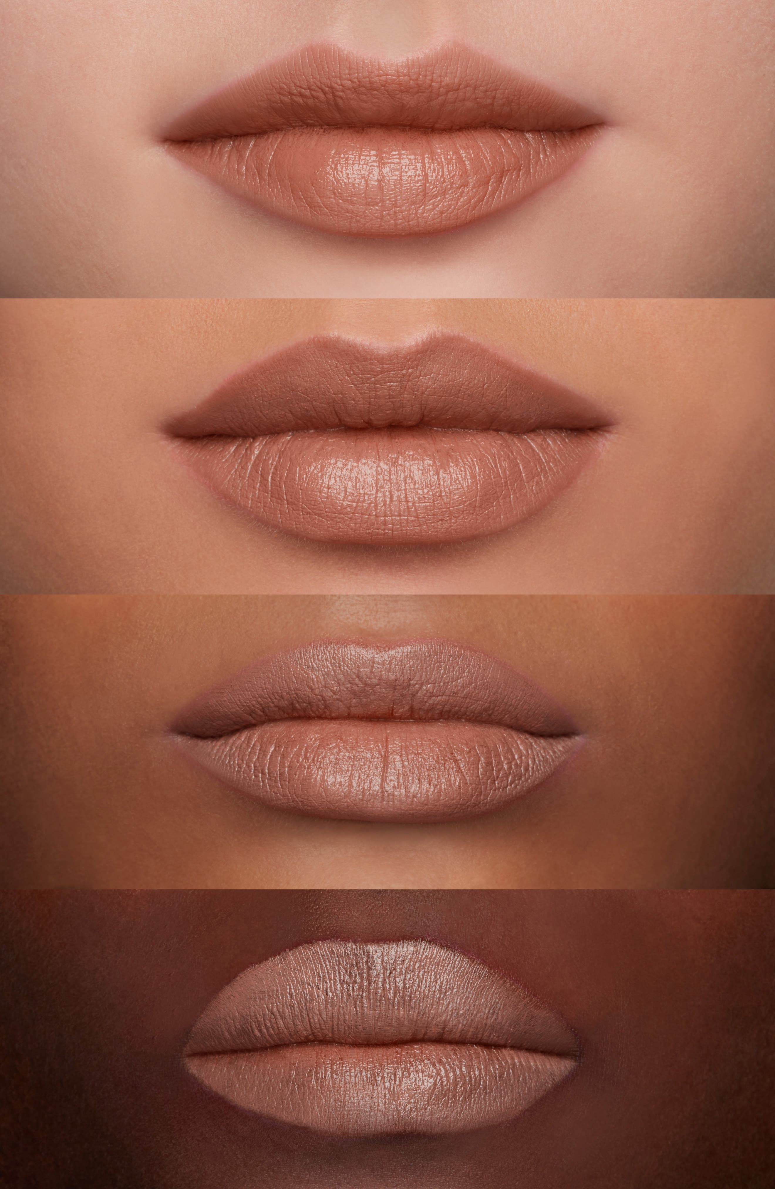 MAC COSMETICS, MAC Liptensity Lipstick, Alternate thumbnail 3, color, WELL BRED BROWN
