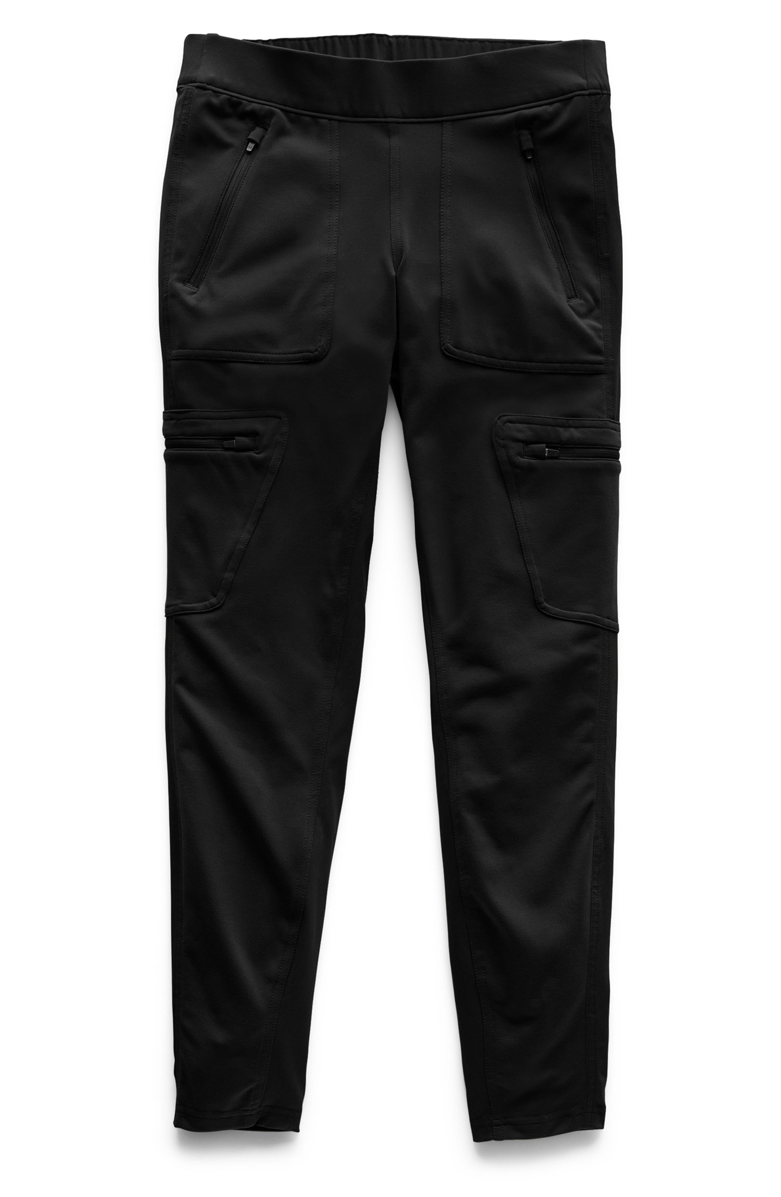 THE NORTH FACE, Utility Hybrid Hiker Pants, Main thumbnail 1, color, TNF BLACK