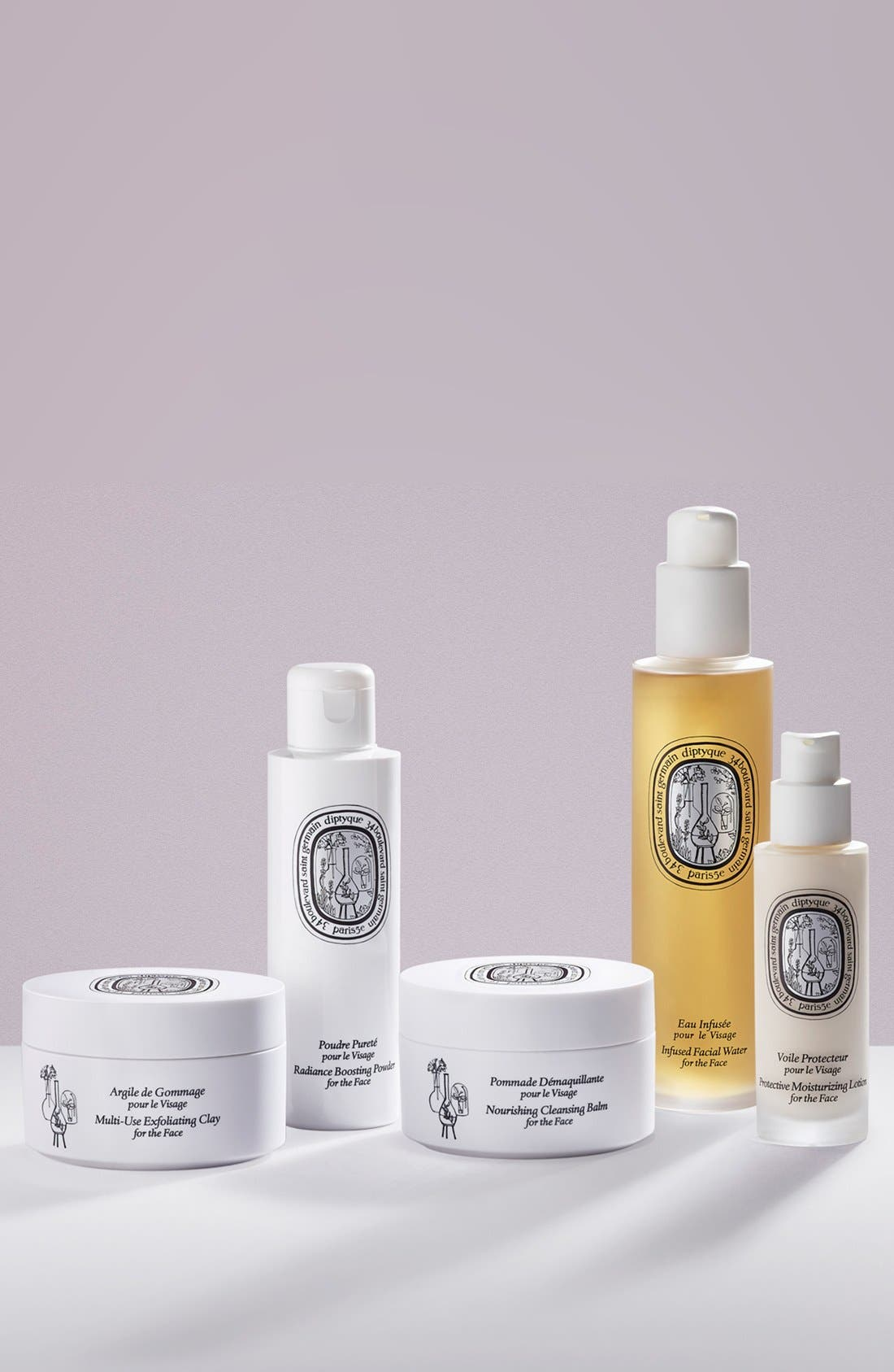 DIPTYQUE, Nourishing Cleansing Balm for the Face, Alternate thumbnail 2, color, NO COLOR