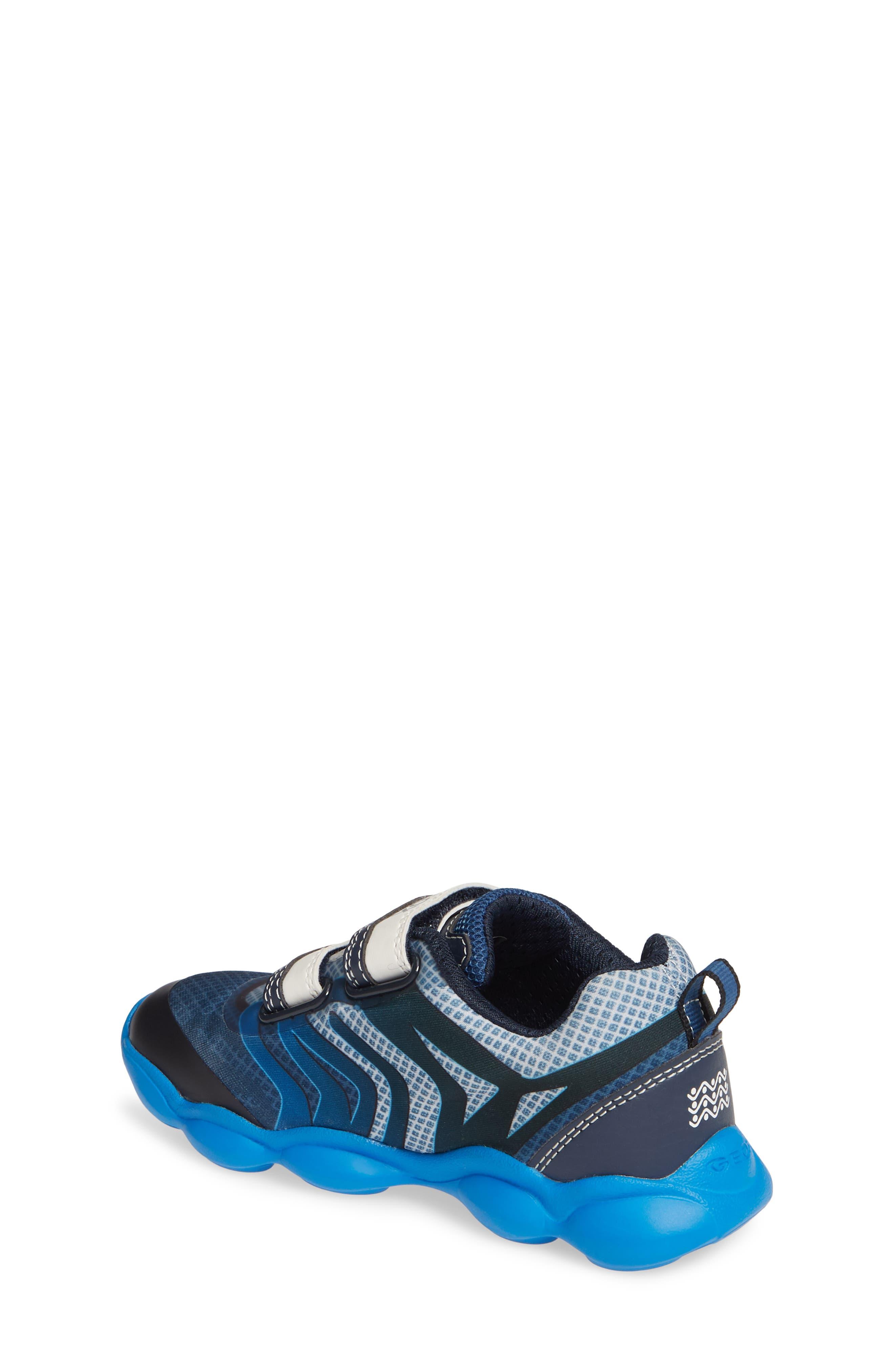 GEOX, J Munfrey Sneaker, Alternate thumbnail 2, color, NAVY/ AVIO