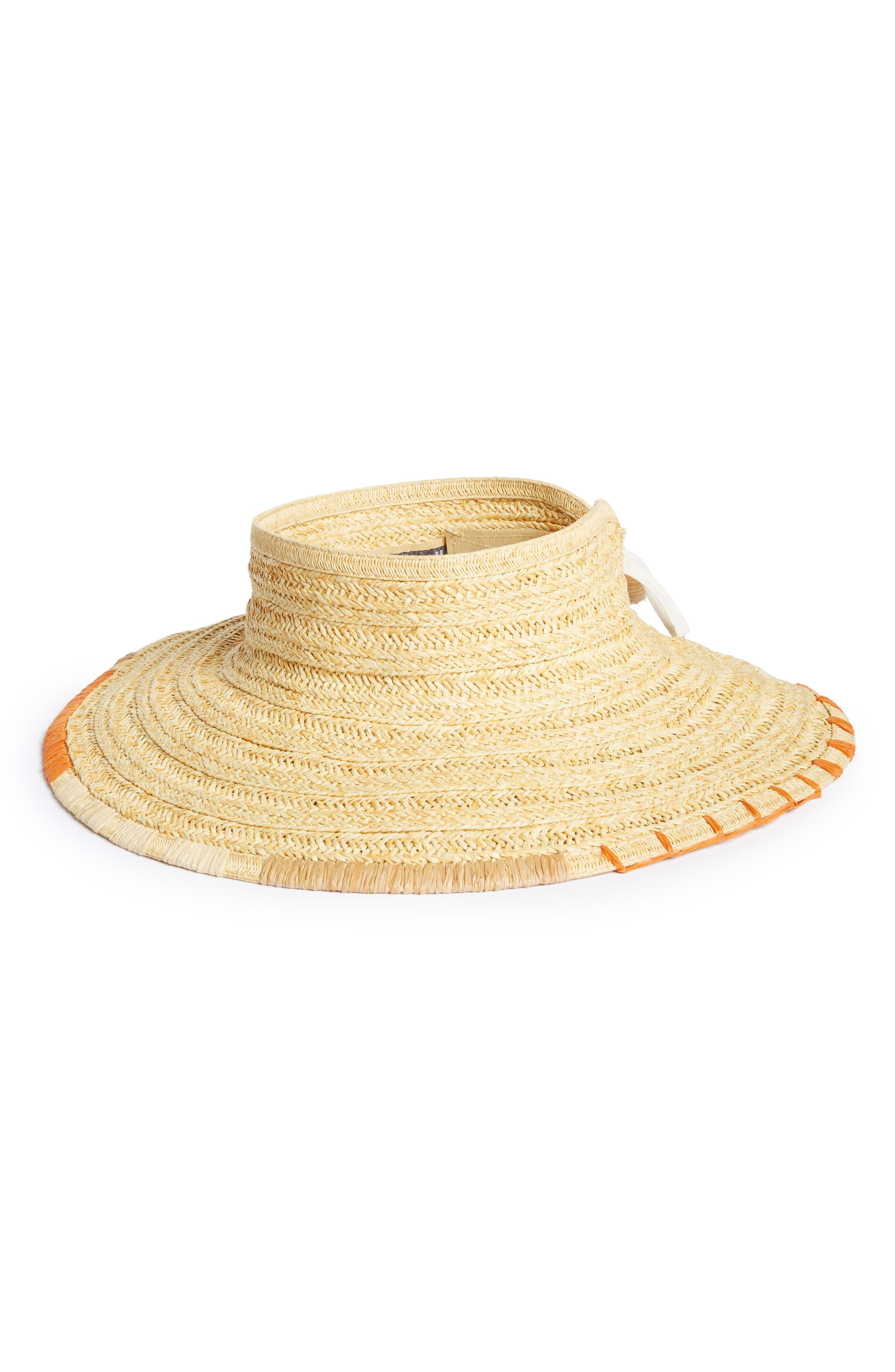 SAN DIEGO HAT Round Visor, Main, color, NATURAL