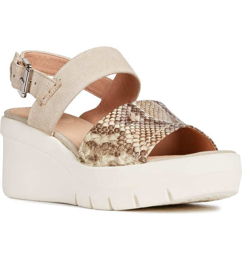 Geox TORRENCE WEDGE SANDAL