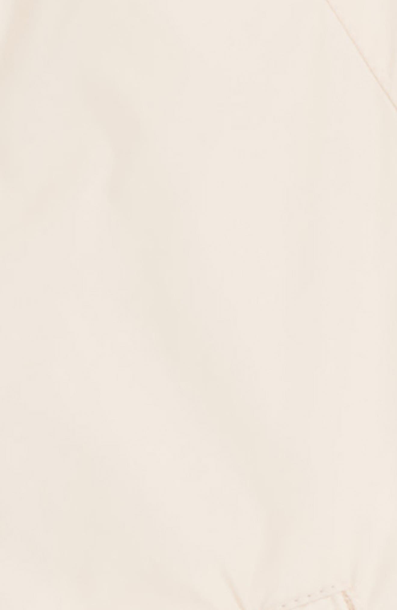 MONCLER, Eustache Jersey Lined Windbreaker, Alternate thumbnail 2, color, PINK