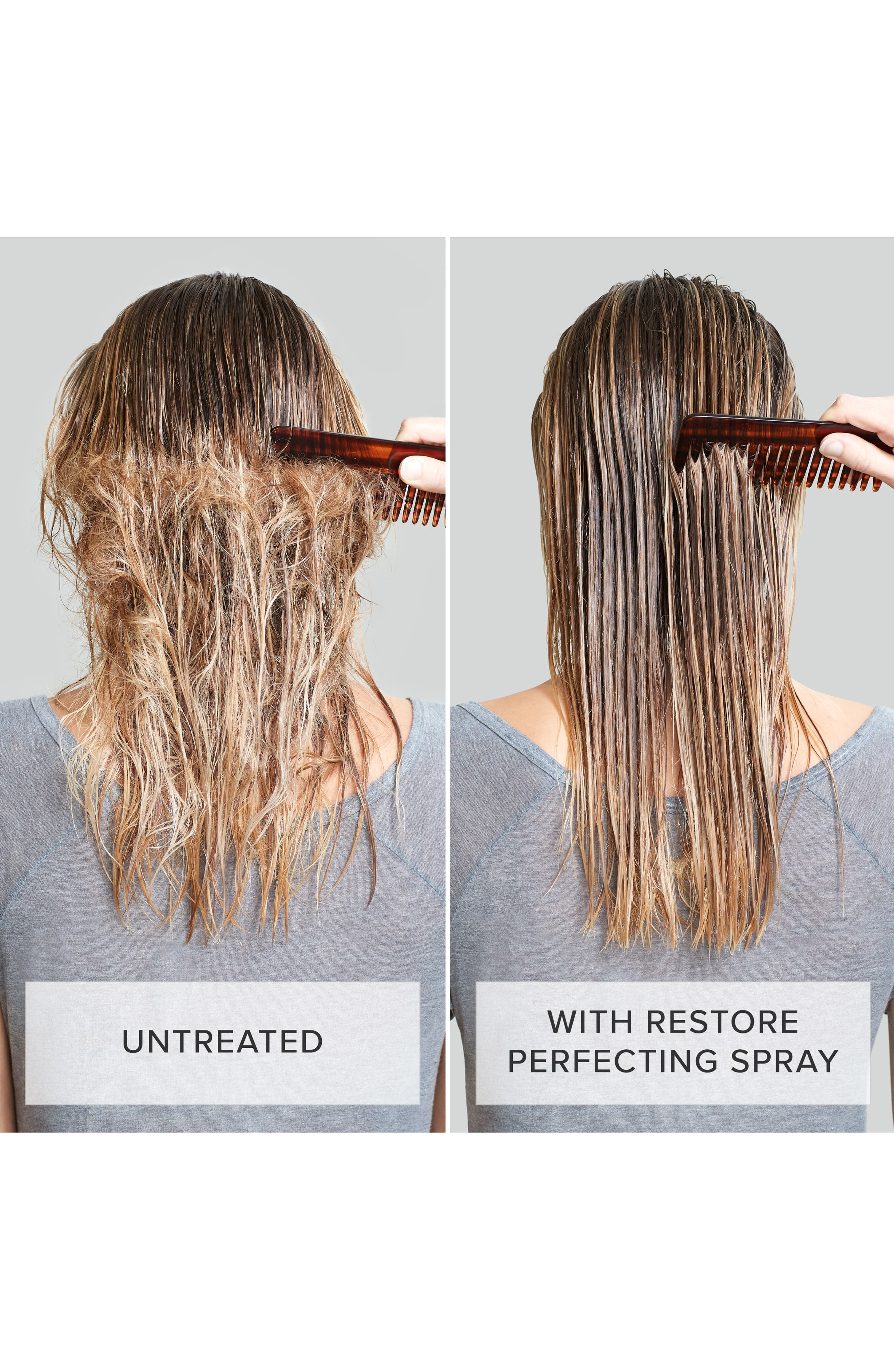 LIVING PROOF<SUP>®</SUP>, Restore Perfecting Spray, Alternate thumbnail 3, color, NO COLOR