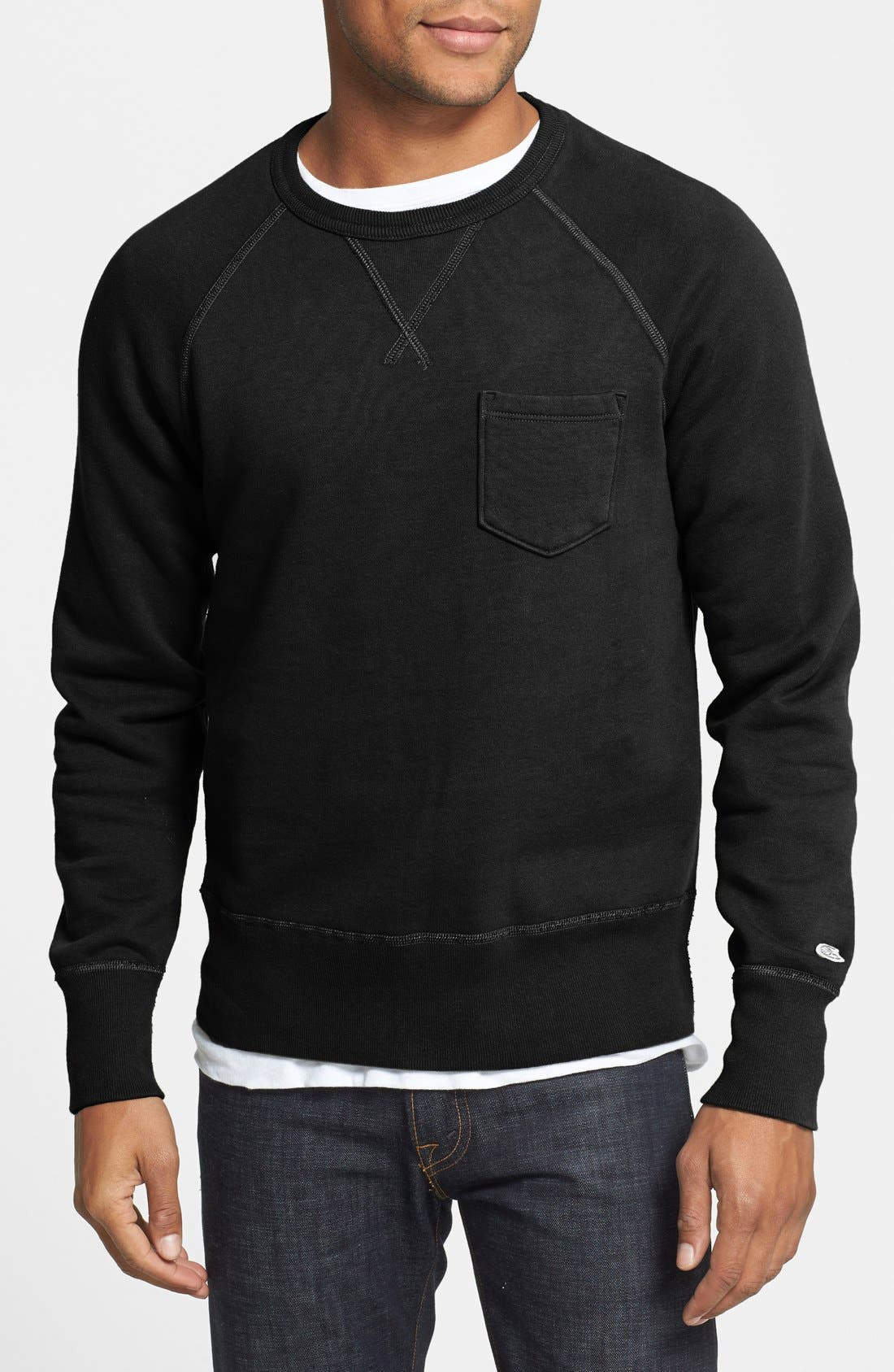 TODD SNYDER + CHAMPION 'City Gym' Sweatshirt, Main, color, 001