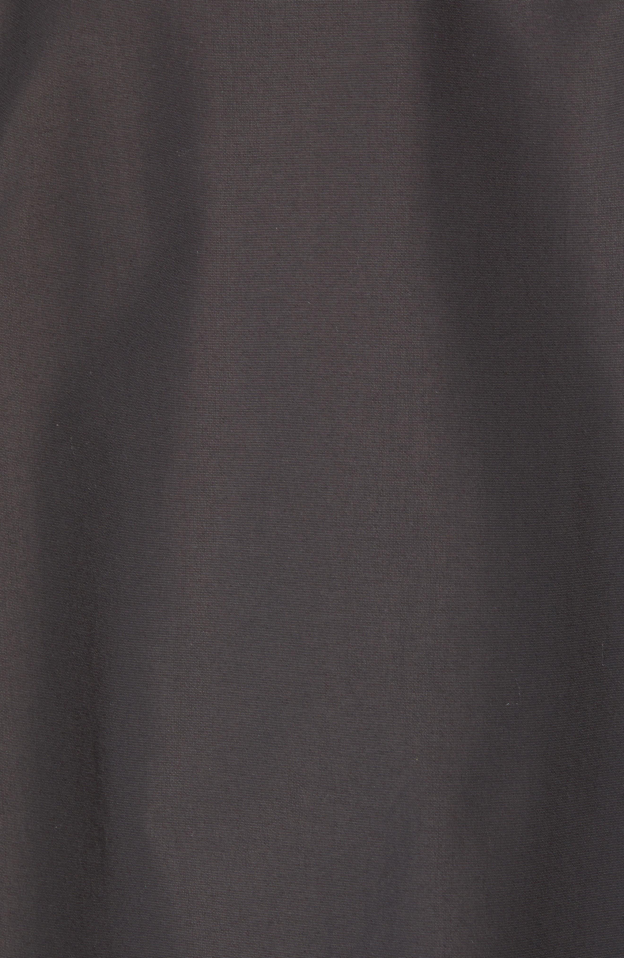 PATAGONIA, Baggies Wind & Water Resistant Jacket, Alternate thumbnail 7, color, INK BLACK
