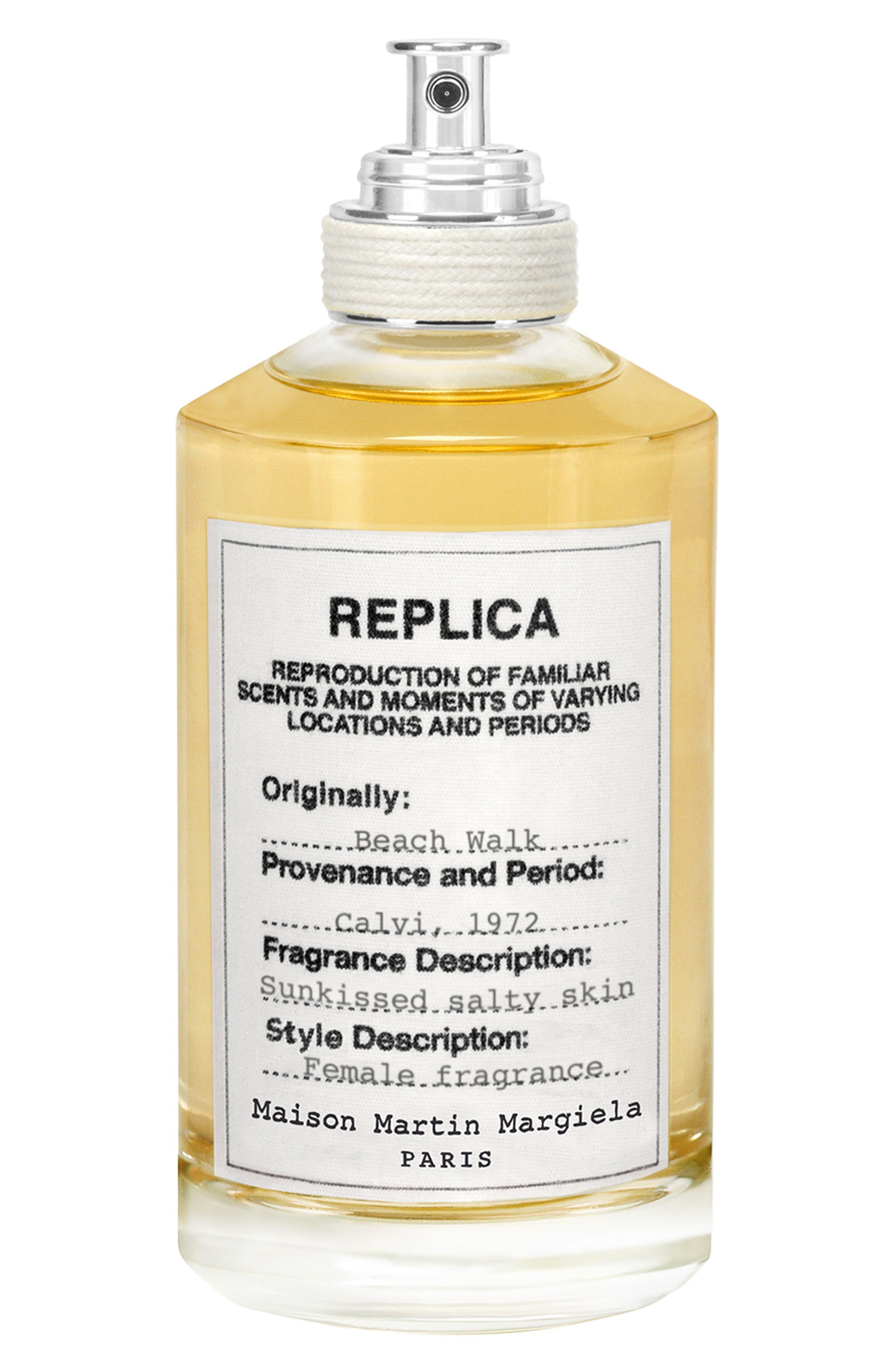 MAISON MARGIELA, Replica Beach Walk Fragrance, Main thumbnail 1, color, NO COLOR