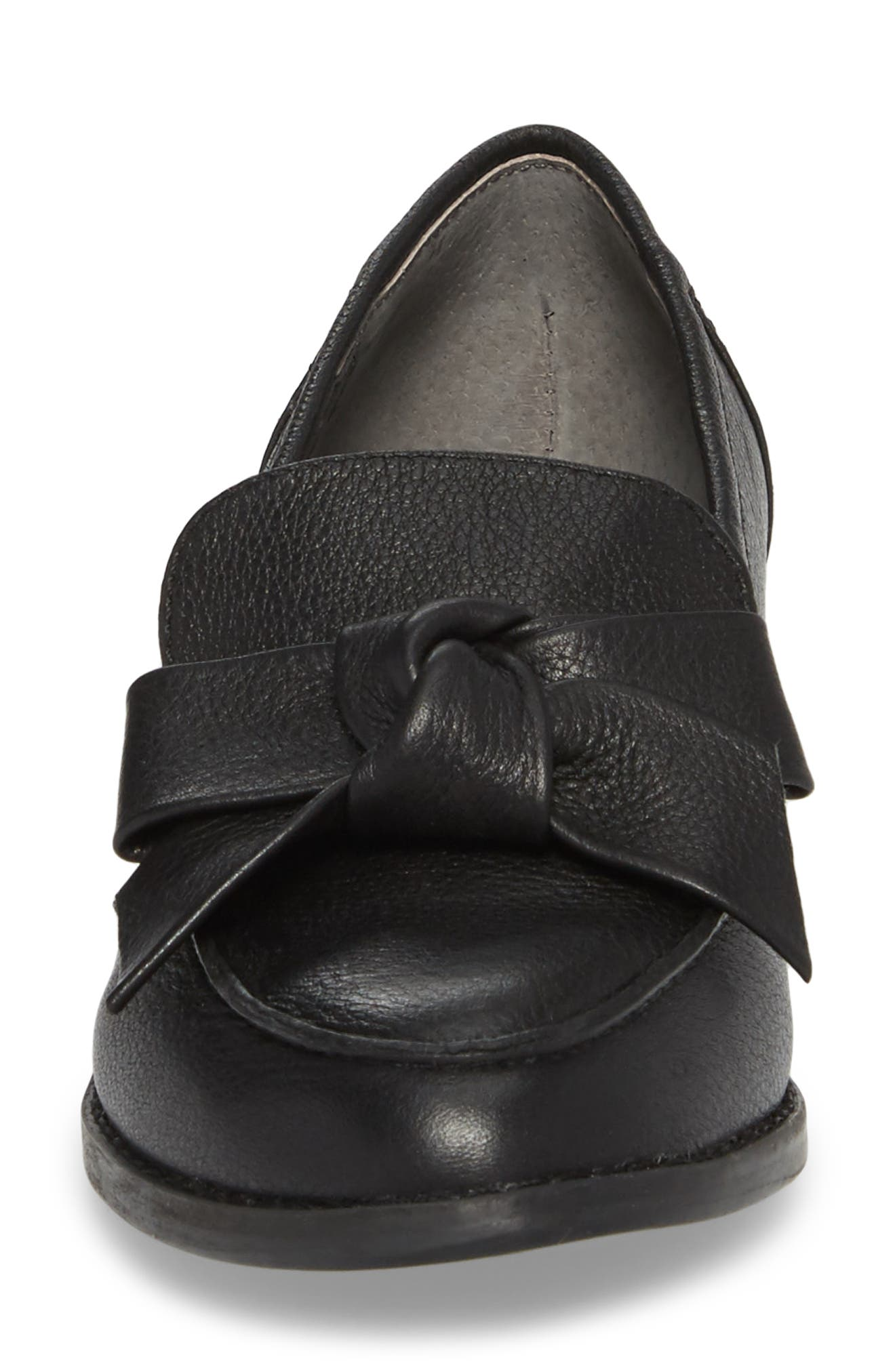 VERY VOLATILE, Beaux Loafer, Alternate thumbnail 4, color, 001