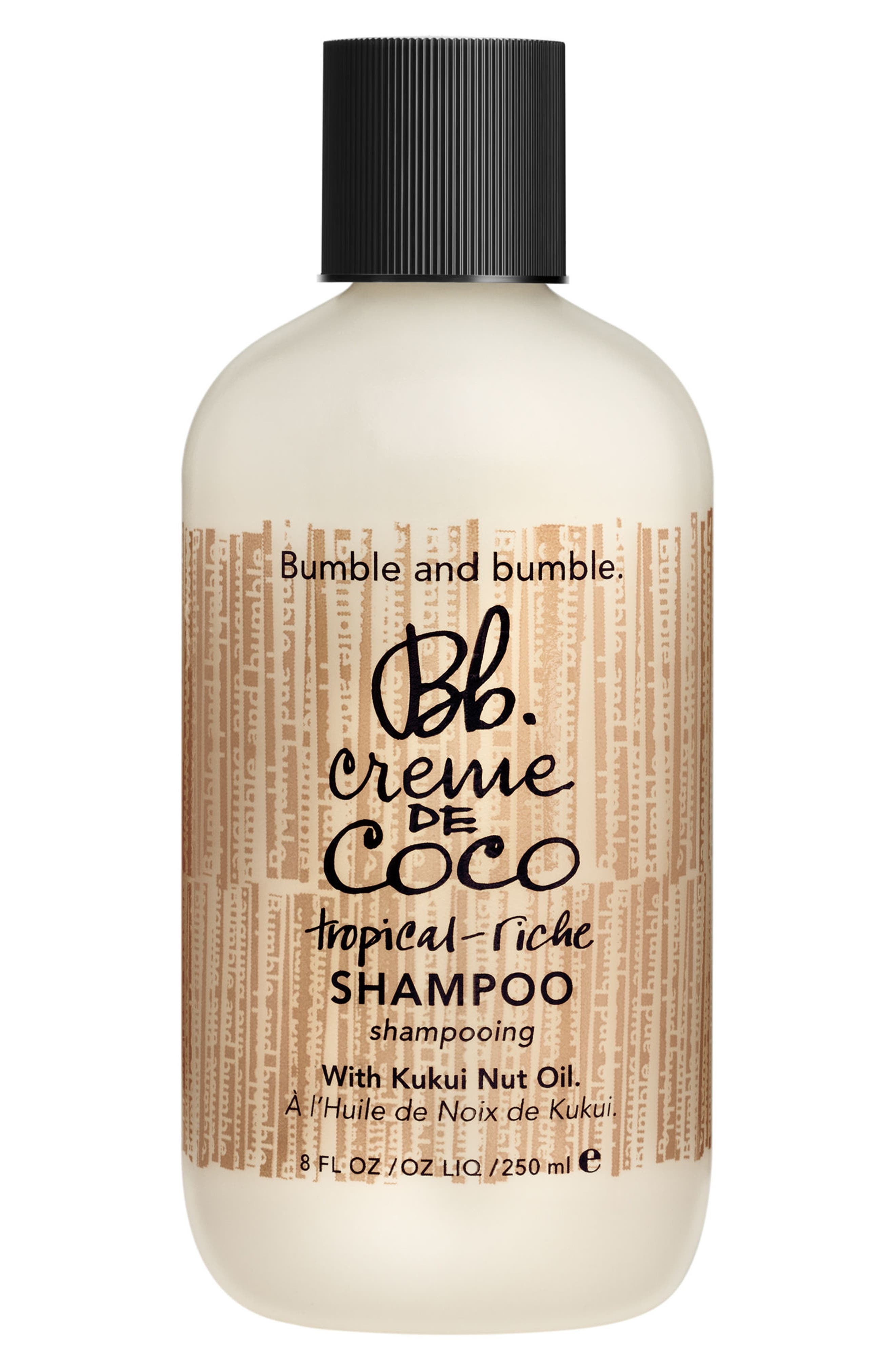 BUMBLE AND BUMBLE., Bumble and bumble Creme de Coco Shampoo, Main thumbnail 1, color, NO COLOR