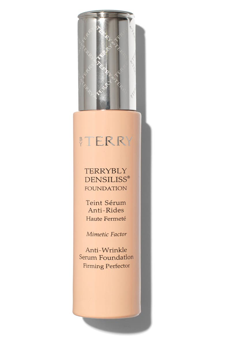 By Terry Terrybly Densiliss Wrinkle Control Serum Foundation In 8 Warm Sand