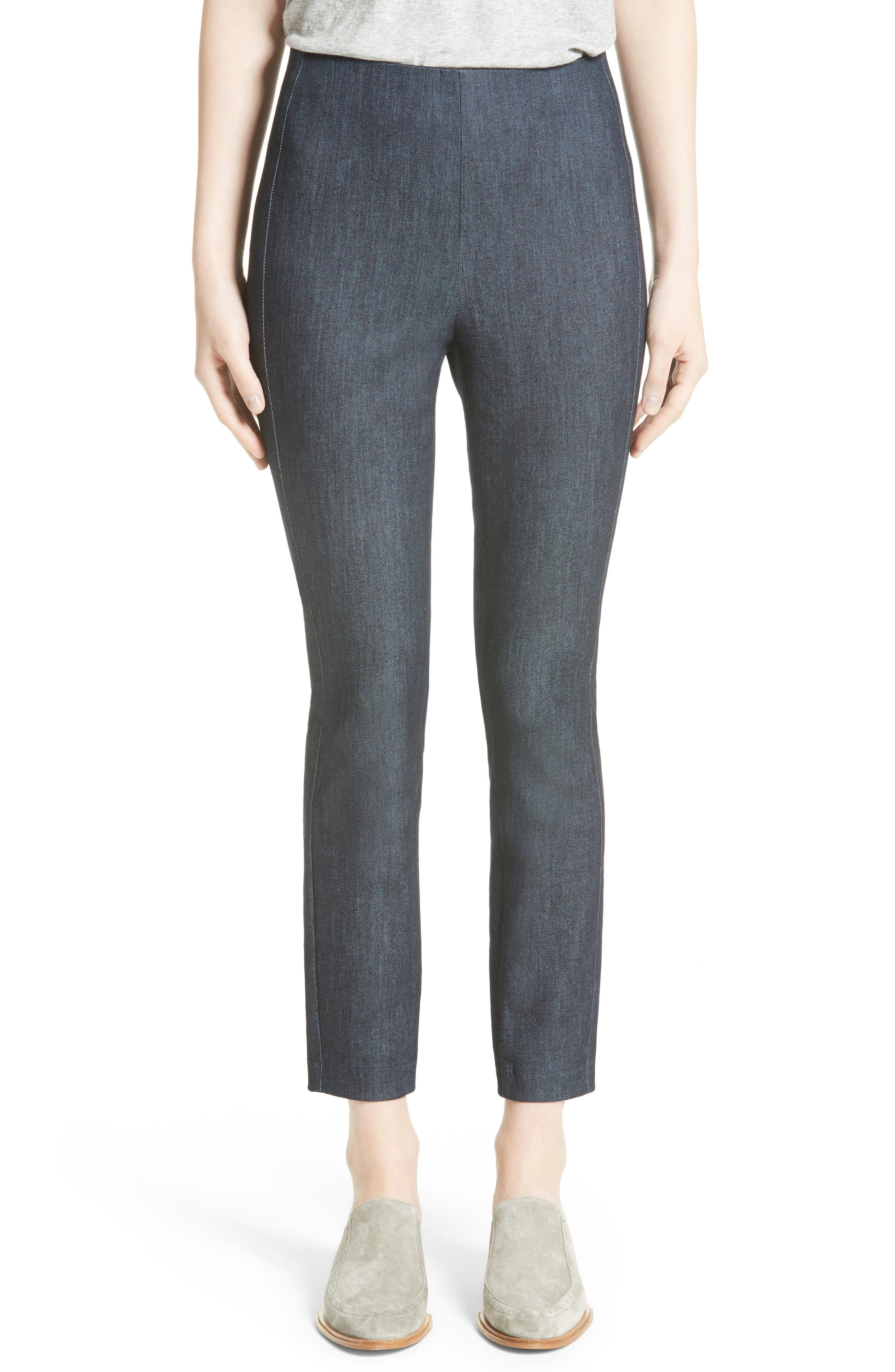 RAG & BONE, Simone Slim Ankle Pants, Main thumbnail 1, color, INDIGO