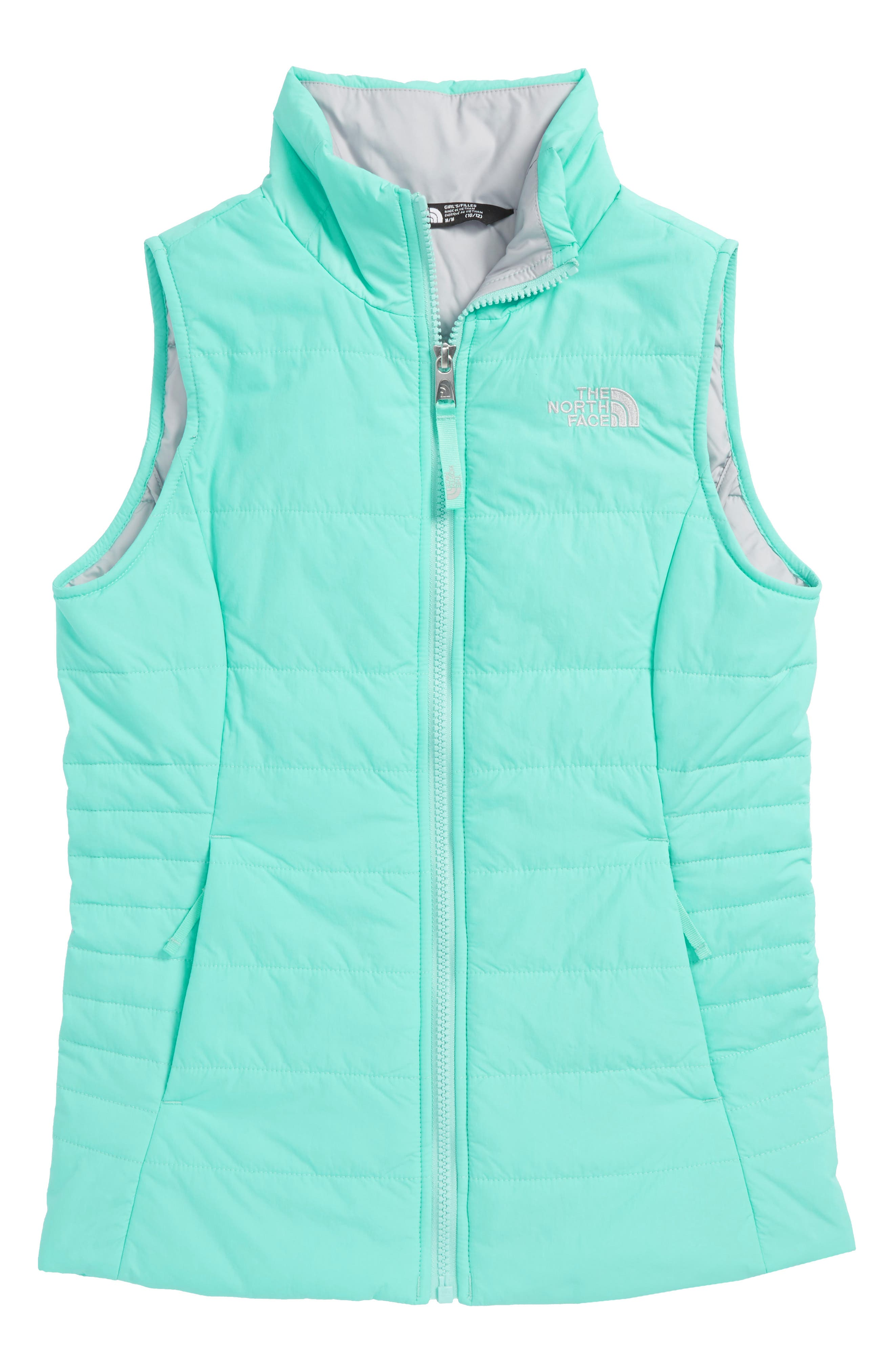 THE NORTH FACE, Harway Vest, Main thumbnail 1, color, MINT BLUE