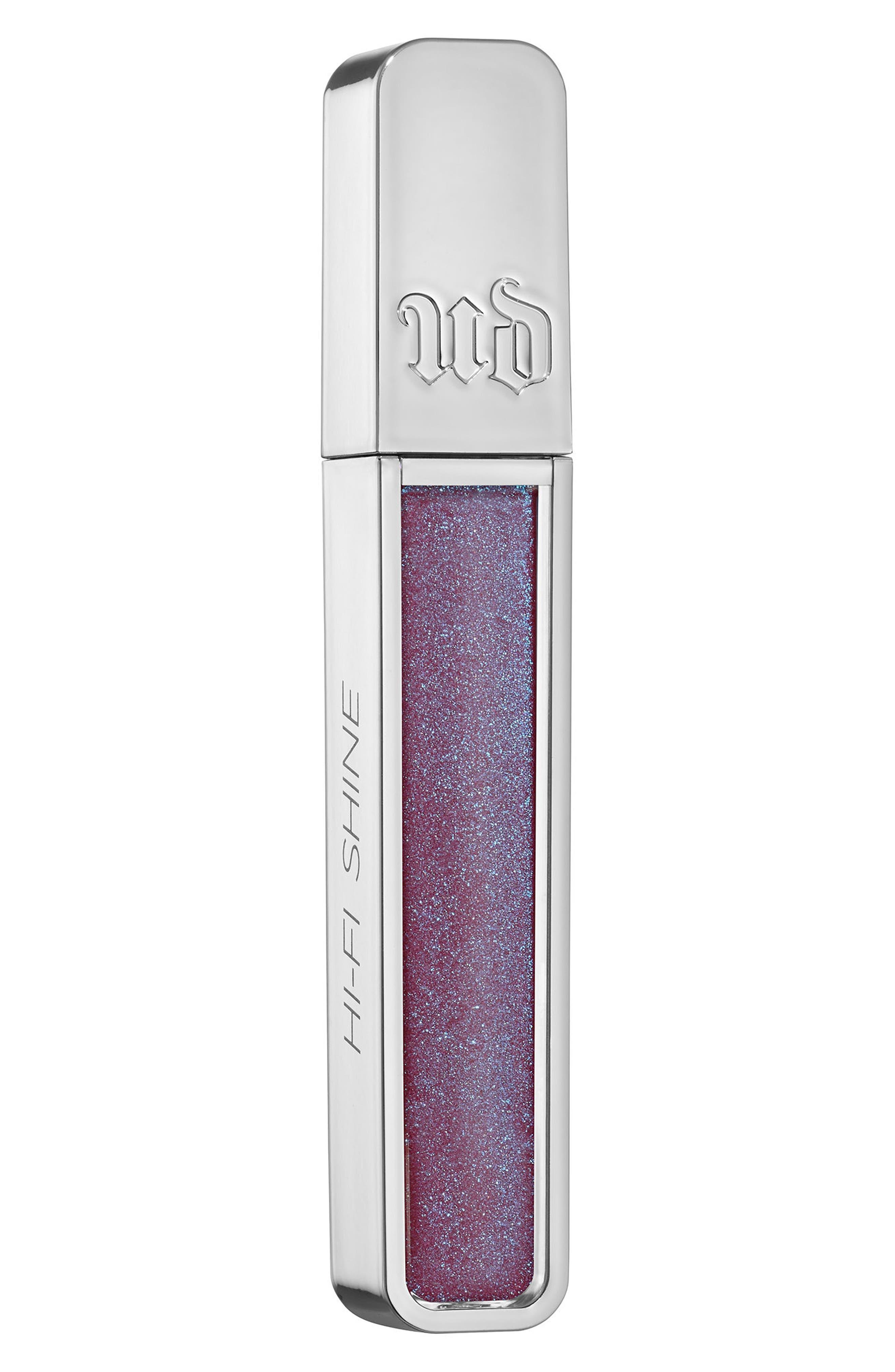 URBAN DECAY Hi-Fi Shine Ultra Cushion Lipgloss, Main, color, SNAPPED